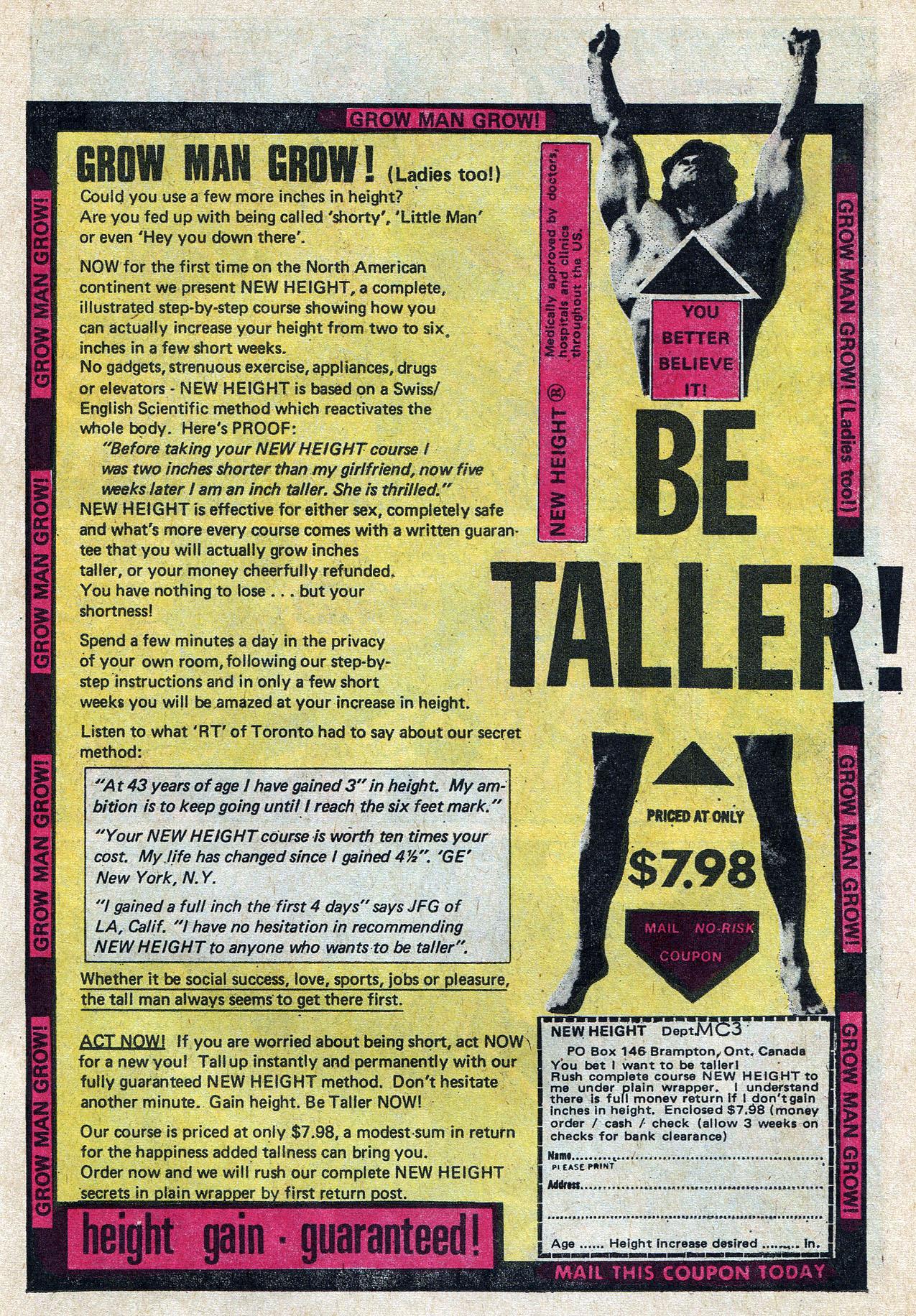 Read online Amazing Adventures (1970) comic -  Issue #10 - 15