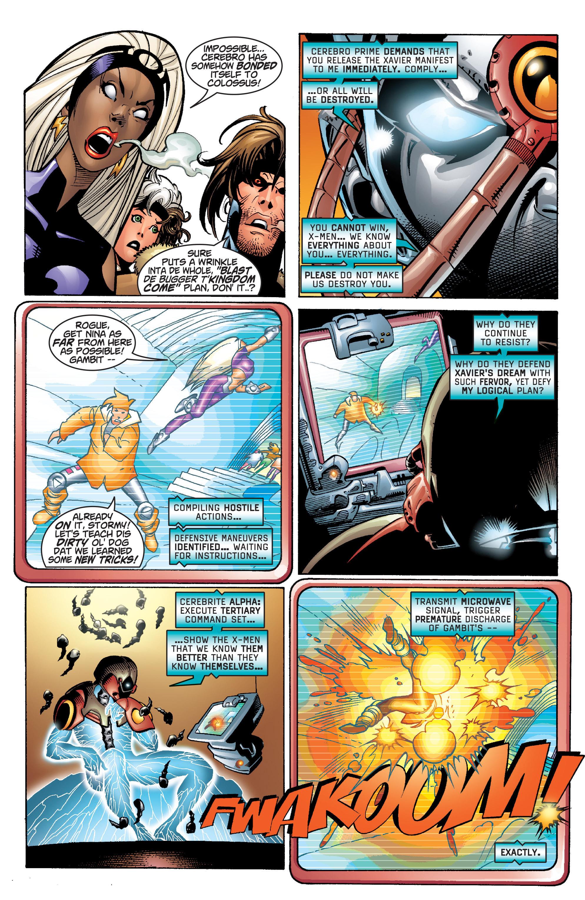 X-Men (1991) 83 Page 11
