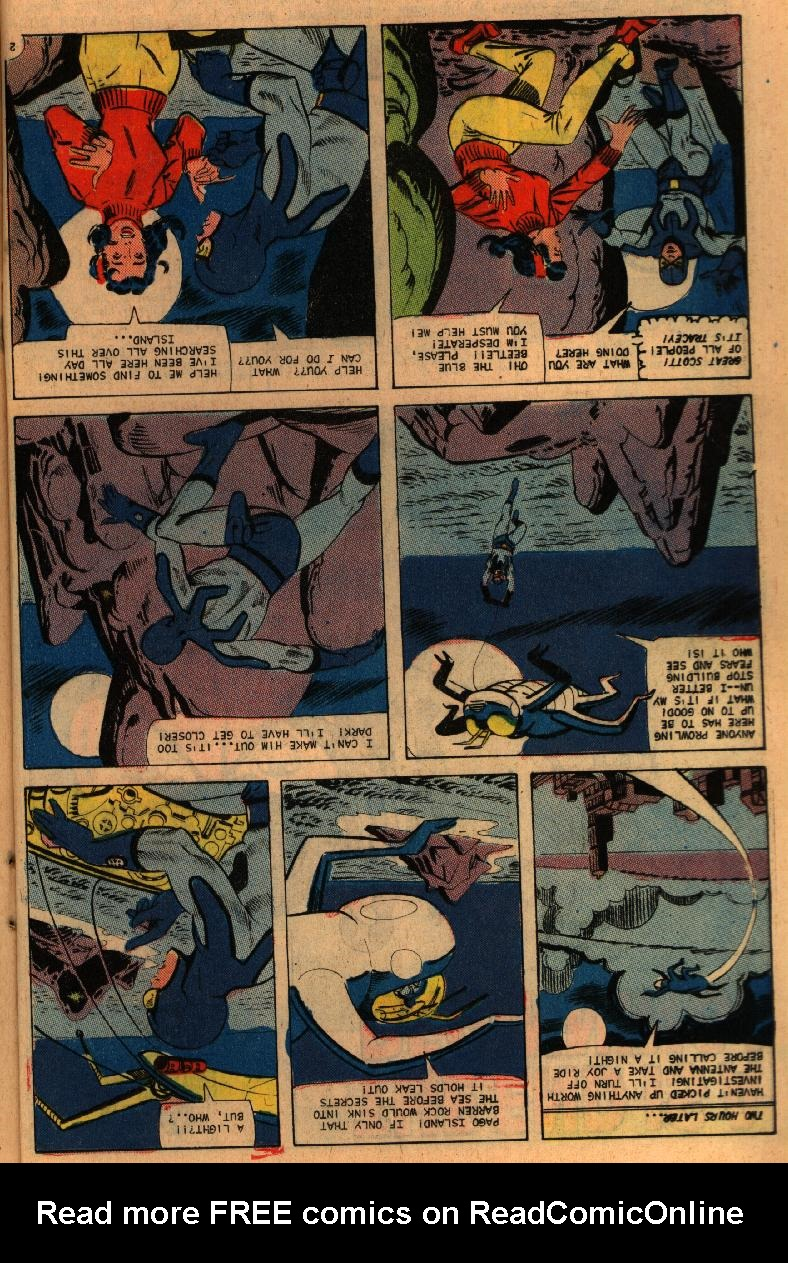 Blue Beetle (1967) issue 2 - Page 4