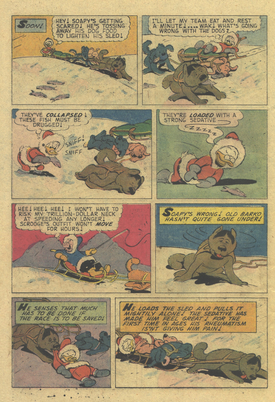 Read online Uncle Scrooge (1953) comic -  Issue #124 - 22