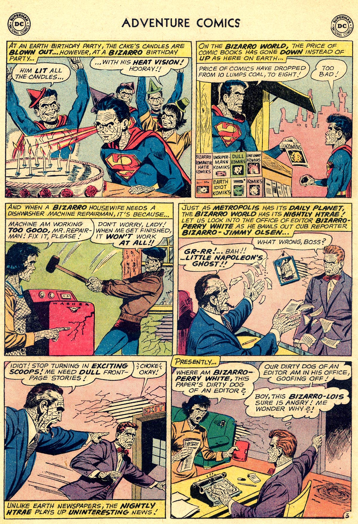 Read online Adventure Comics (1938) comic -  Issue #296 - 22