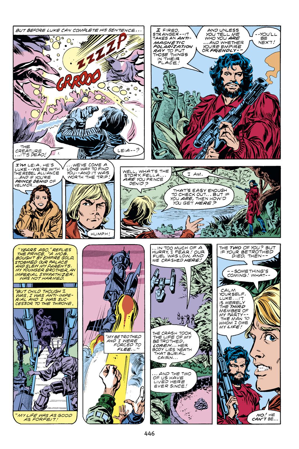 Read online Star Wars Omnibus comic -  Issue # Vol. 14 - 439