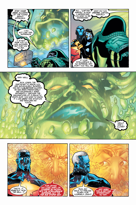 Captain Marvel (1999) Issue #23 #24 - English 21