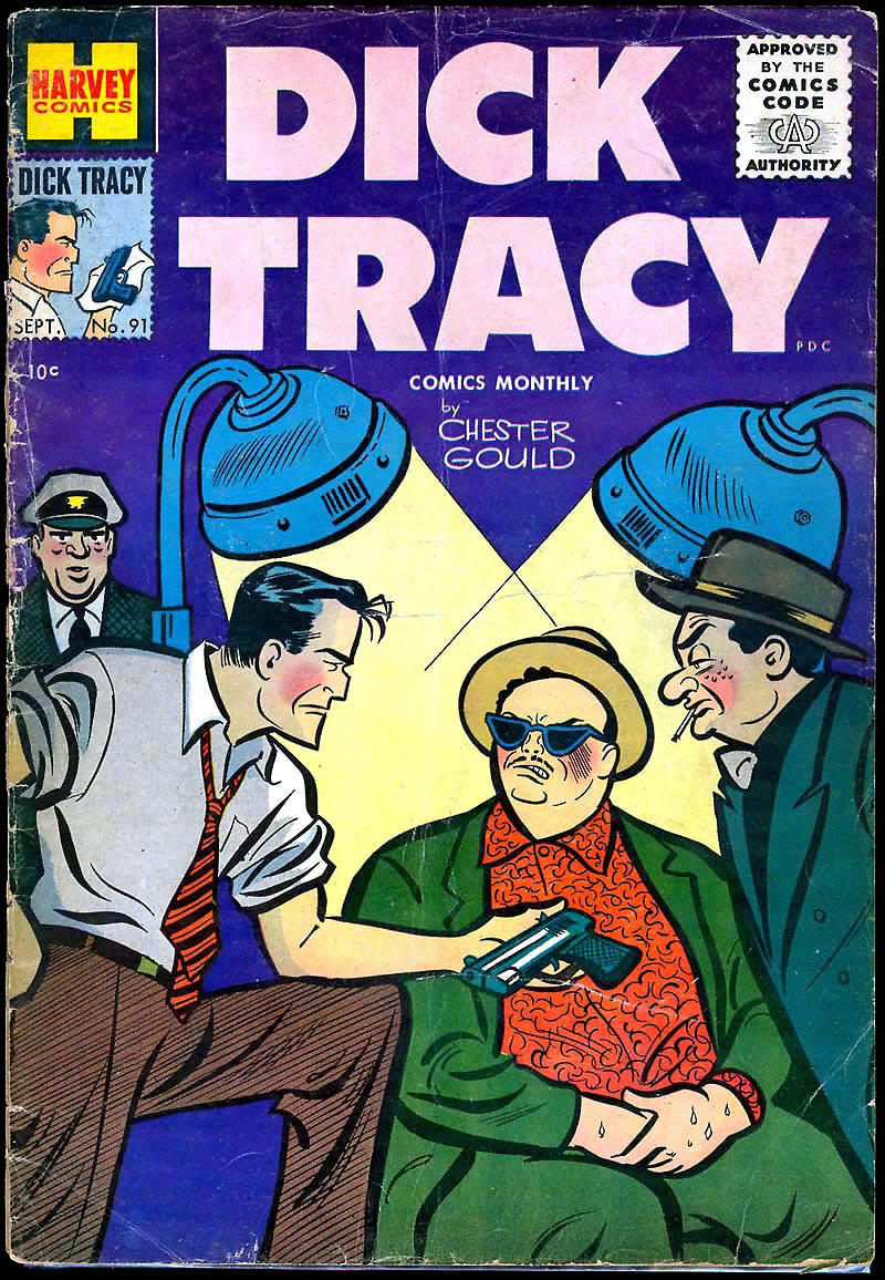 Dick Tracy (1950) 91 Page 1