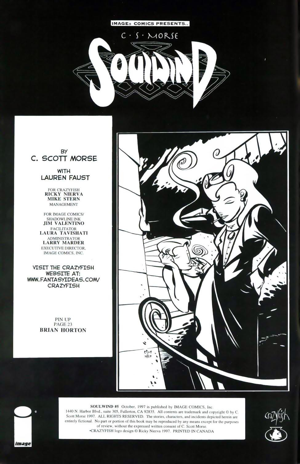Soulwind #5 #5 - English 2