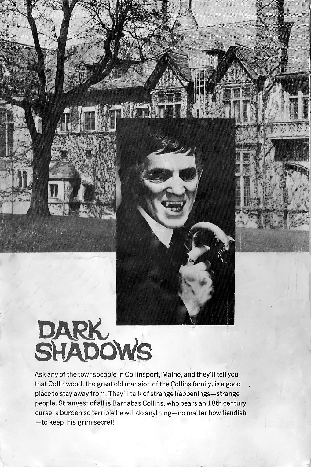 Dark Shadows (1969) 1 Page 2
