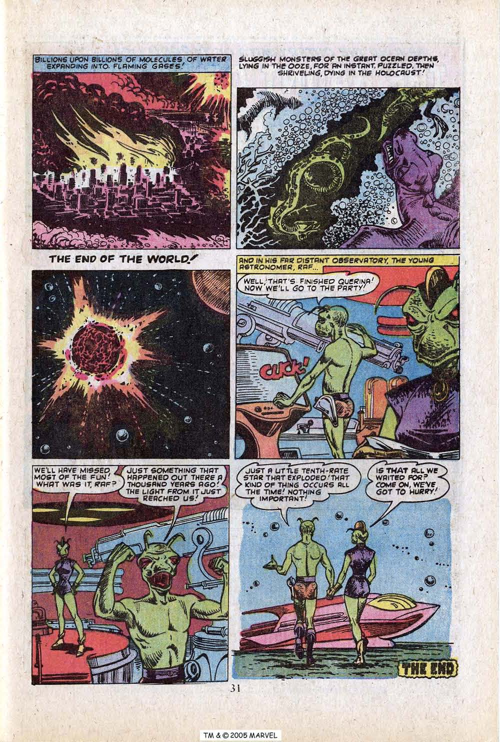 Uncanny X-Men (1963) issue 88 - Page 33
