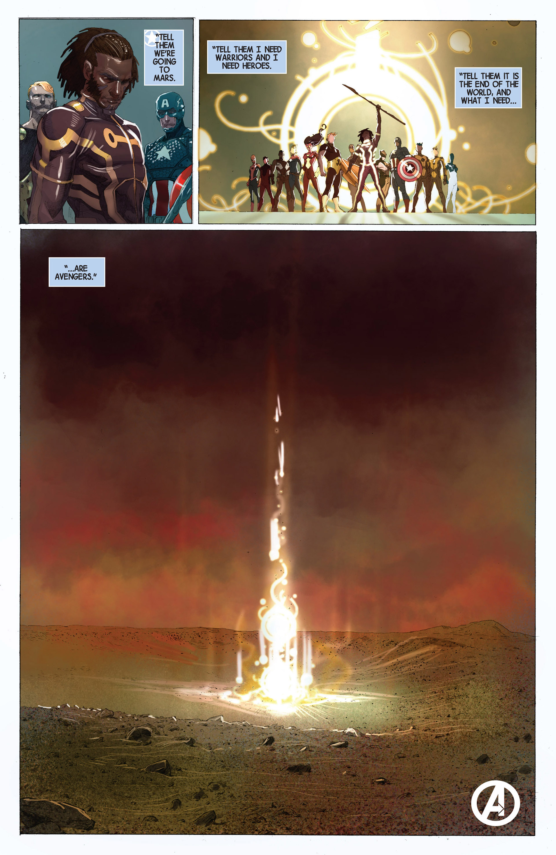 Read online Avengers (2013) comic -  Issue #2 - 23