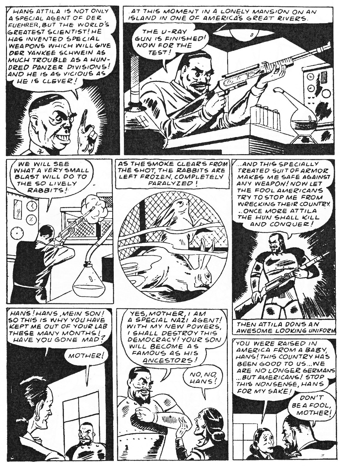 Read online Men of Mystery Comics comic -  Issue #81 - 68