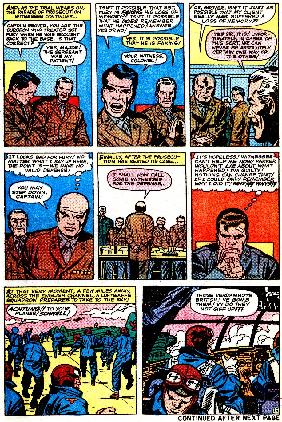 Read online Sgt. Fury comic -  Issue # _Special 5 - 55