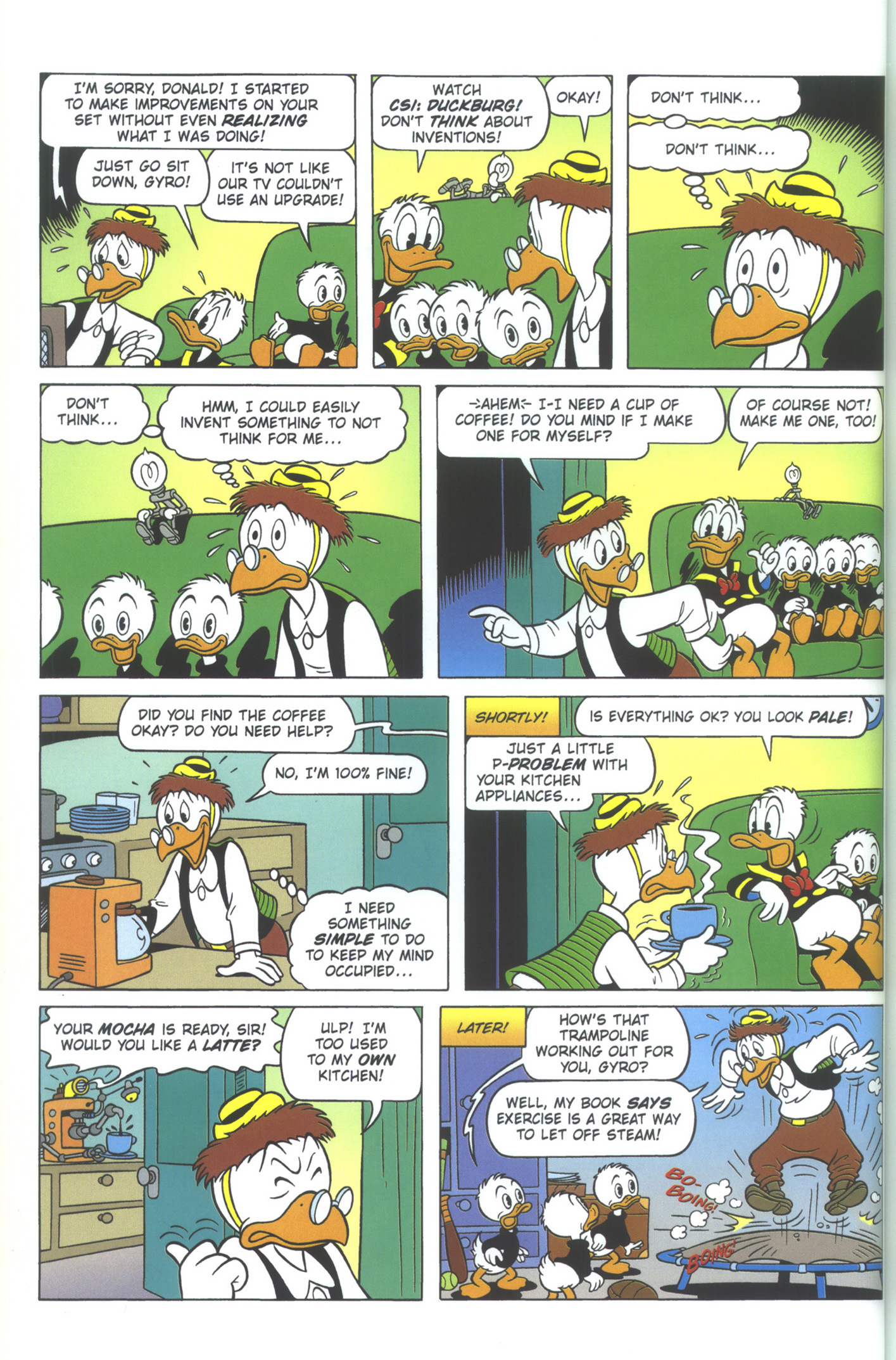 Read online Uncle Scrooge (1953) comic -  Issue #355 - 36