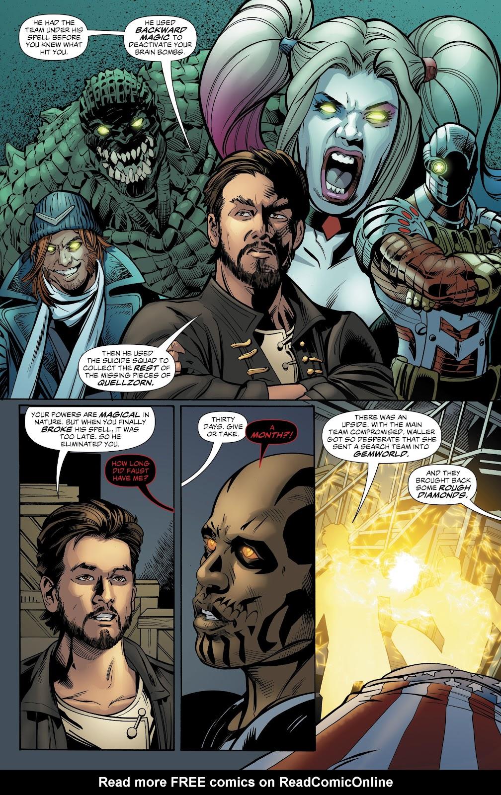 Read online Suicide Squad Black Files comic -  Issue #4 - 40