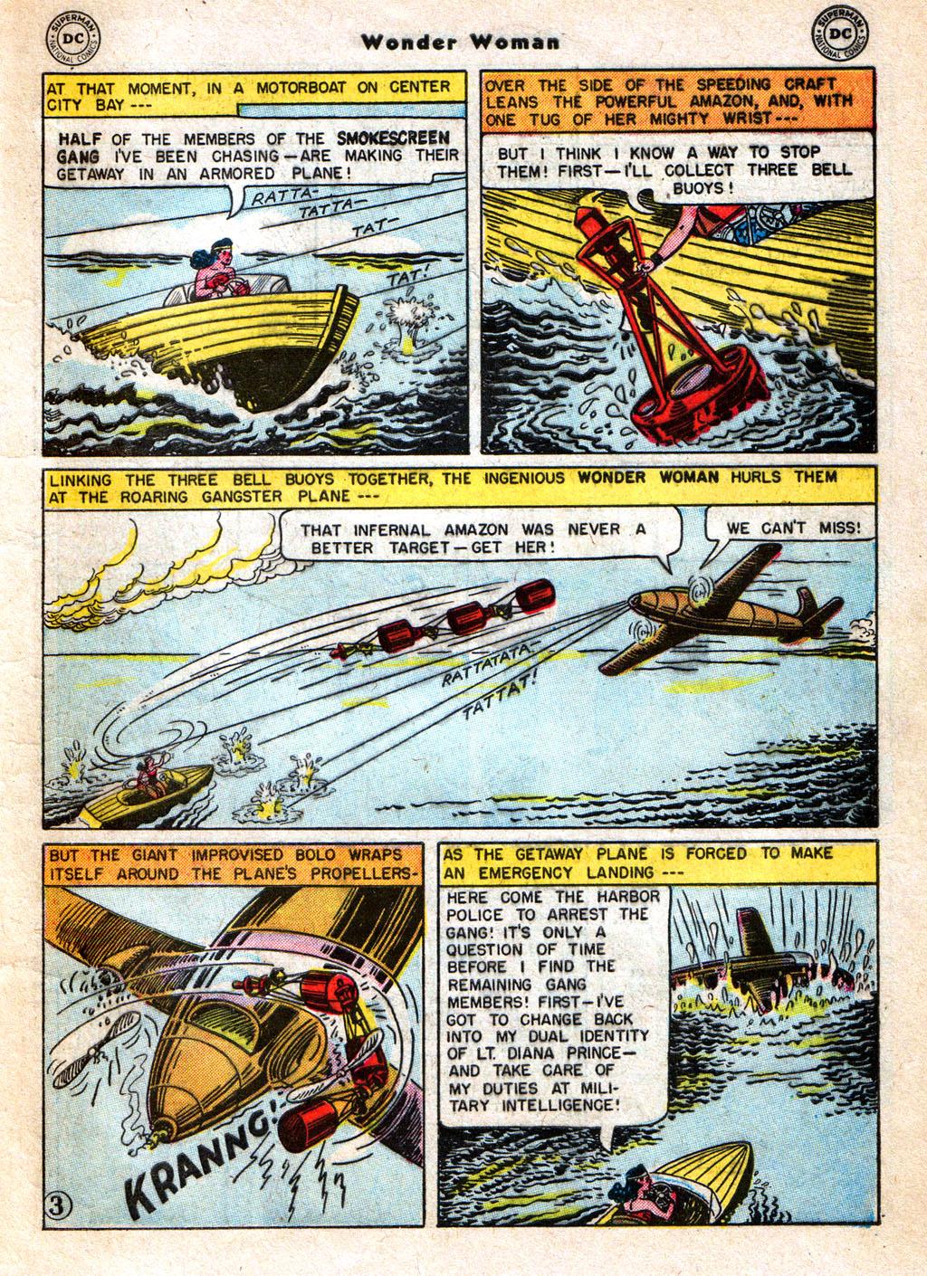 Read online Wonder Woman (1942) comic -  Issue #77 - 5