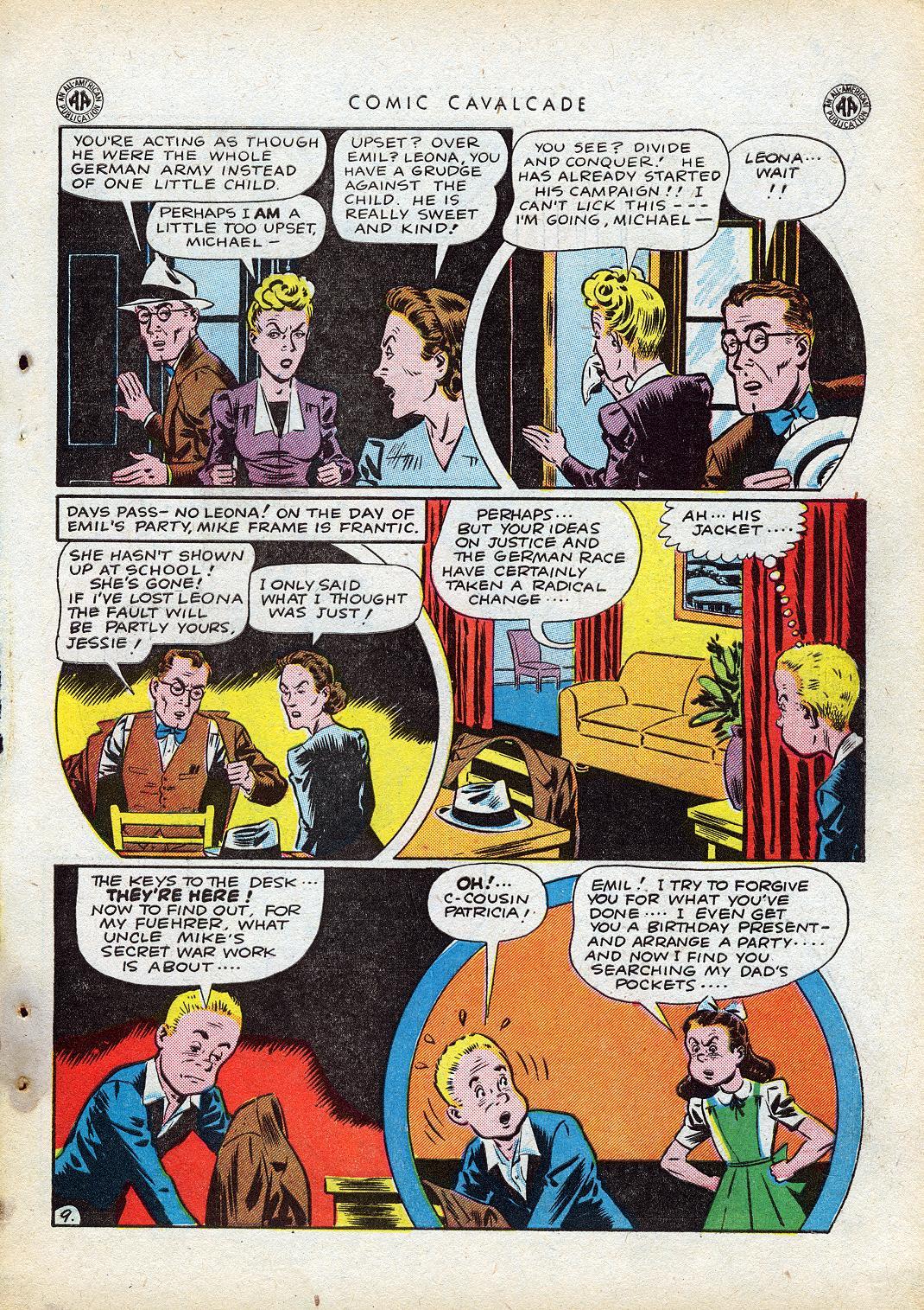 Comic Cavalcade issue 10 - Page 28