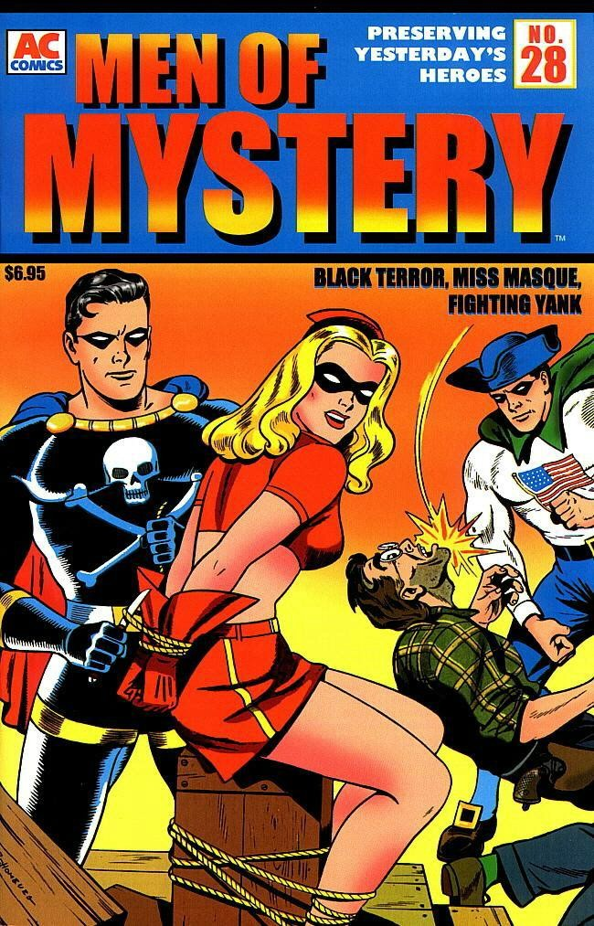 Read online Men of Mystery Comics comic -  Issue #28 - 1