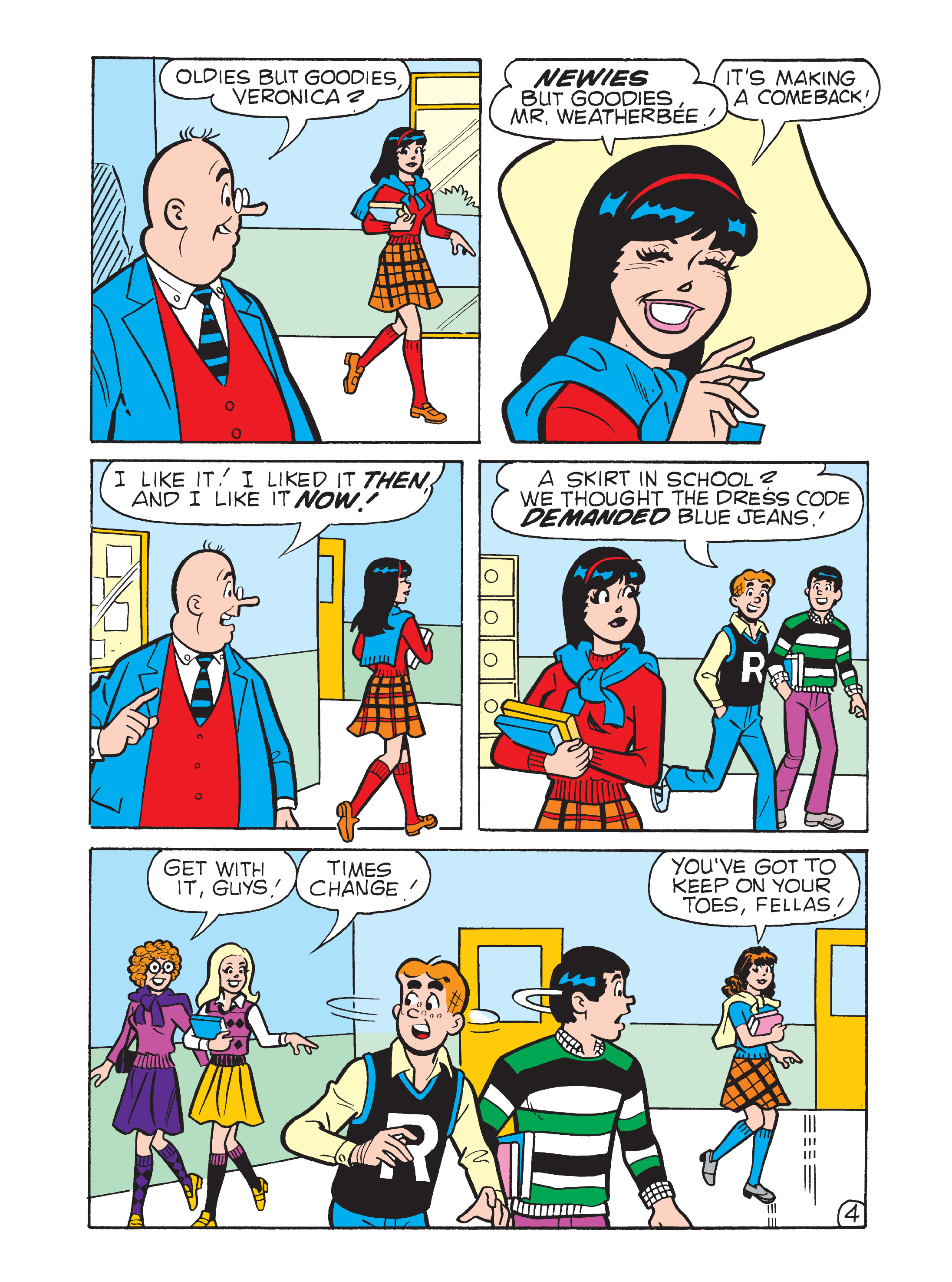 Read online Archie 75th Anniversary Digest comic -  Issue #5 - 49