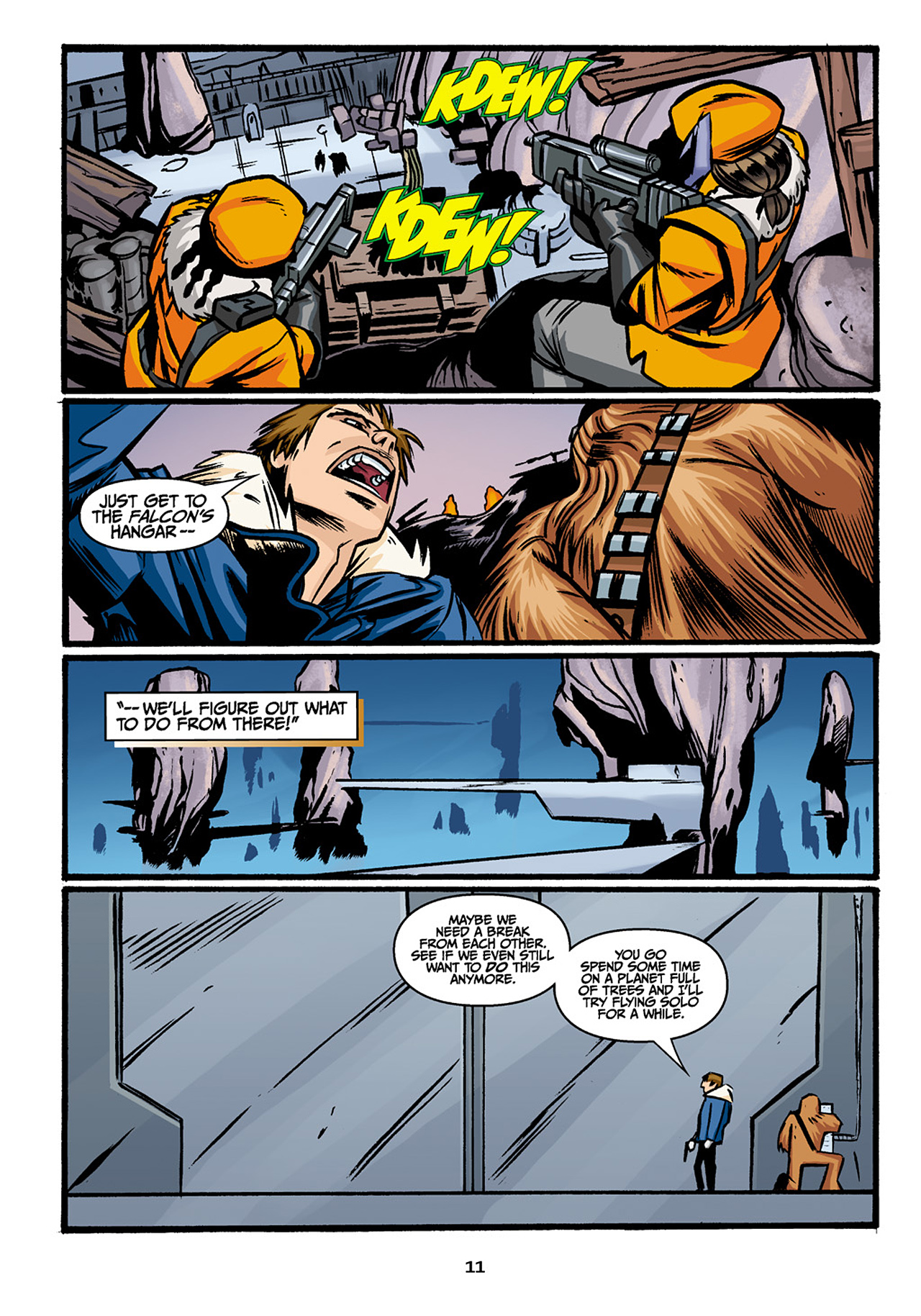 Read online Star Wars Omnibus comic -  Issue # Vol. 33 - 13