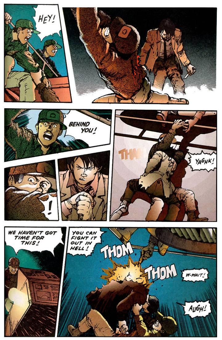 Read online Akira comic -  Issue #11 - 32