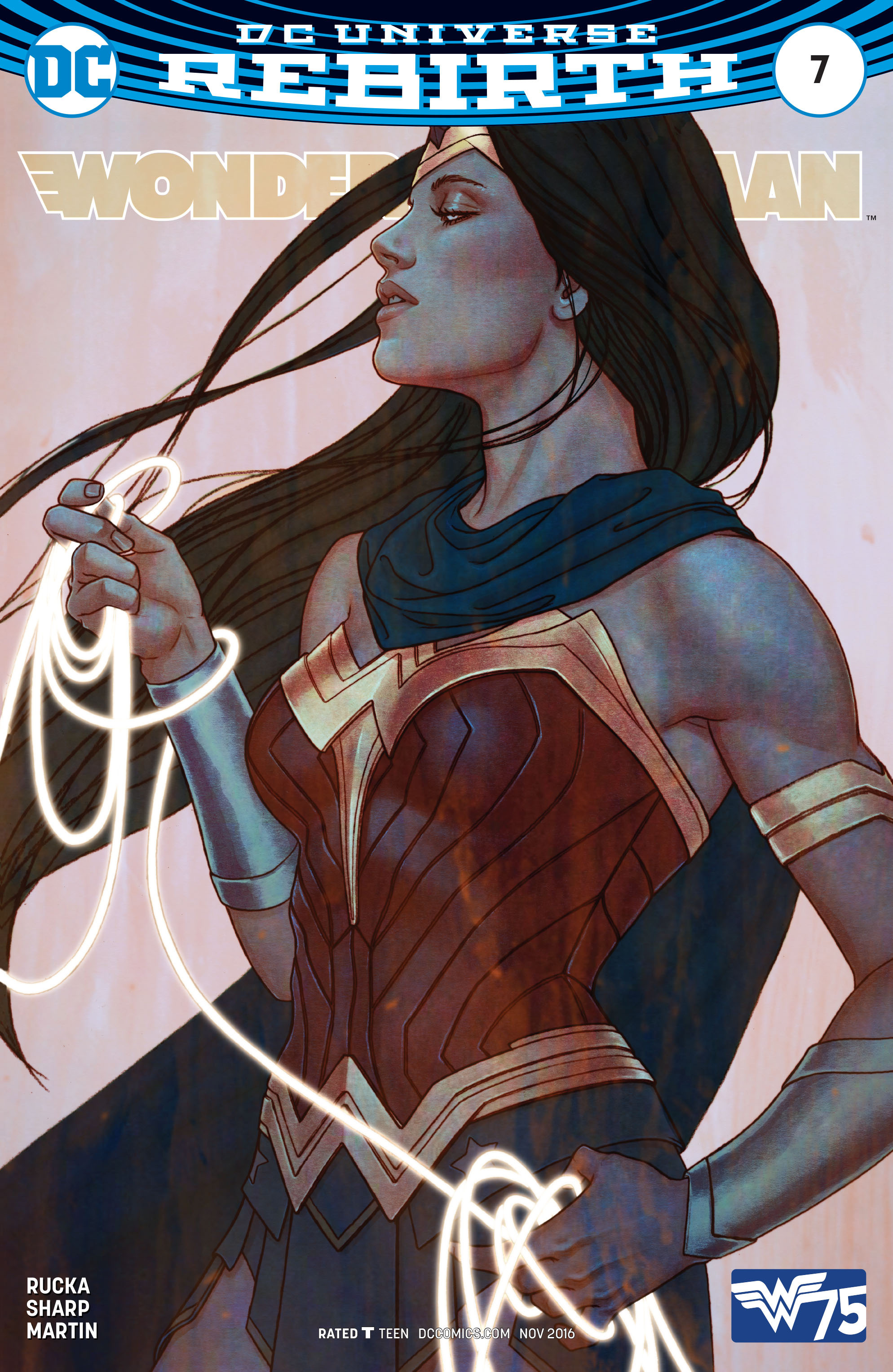 Read online Wonder Woman (2016) comic -  Issue #7 - 2
