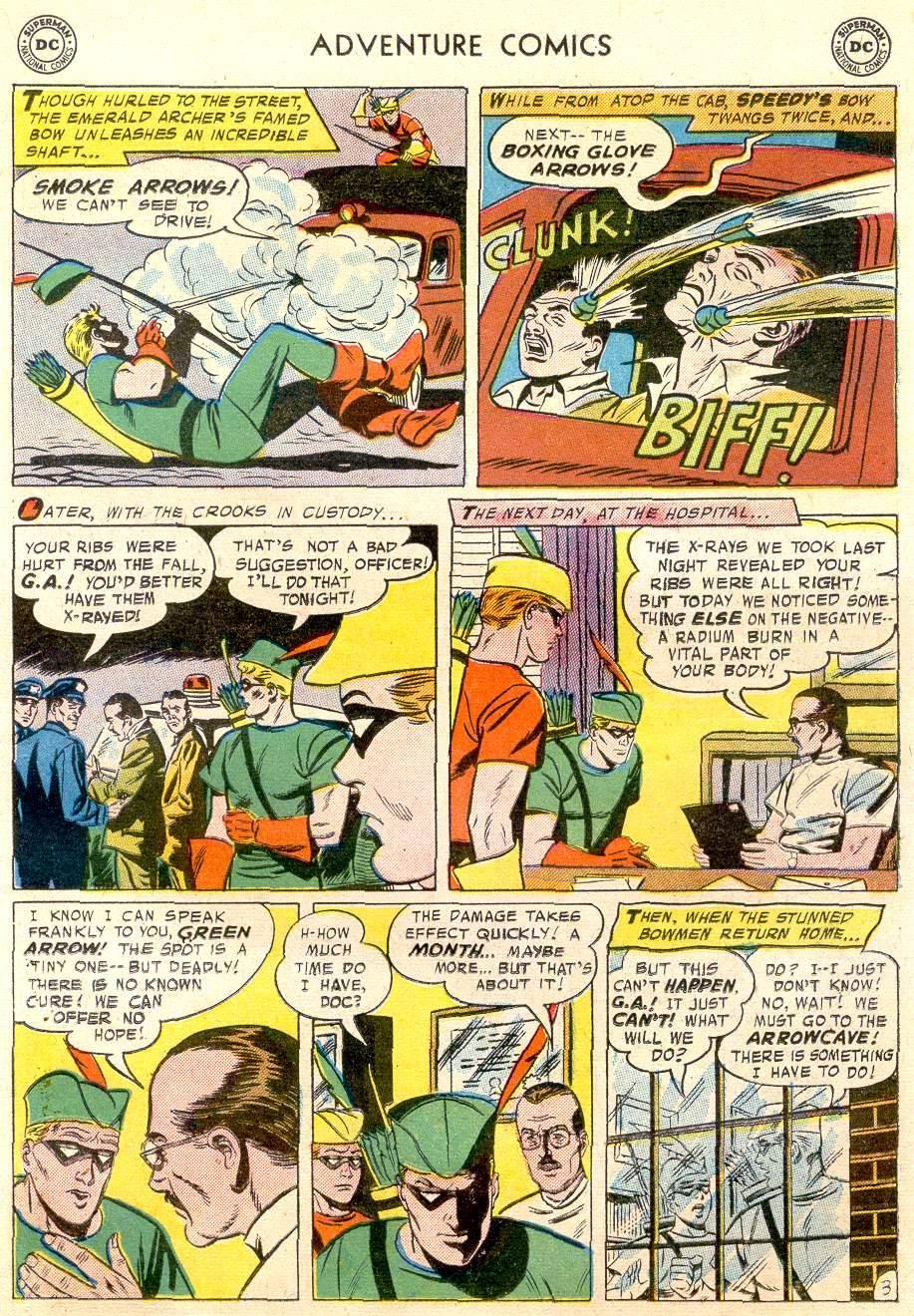 Read online Adventure Comics (1938) comic -  Issue #248 - 17