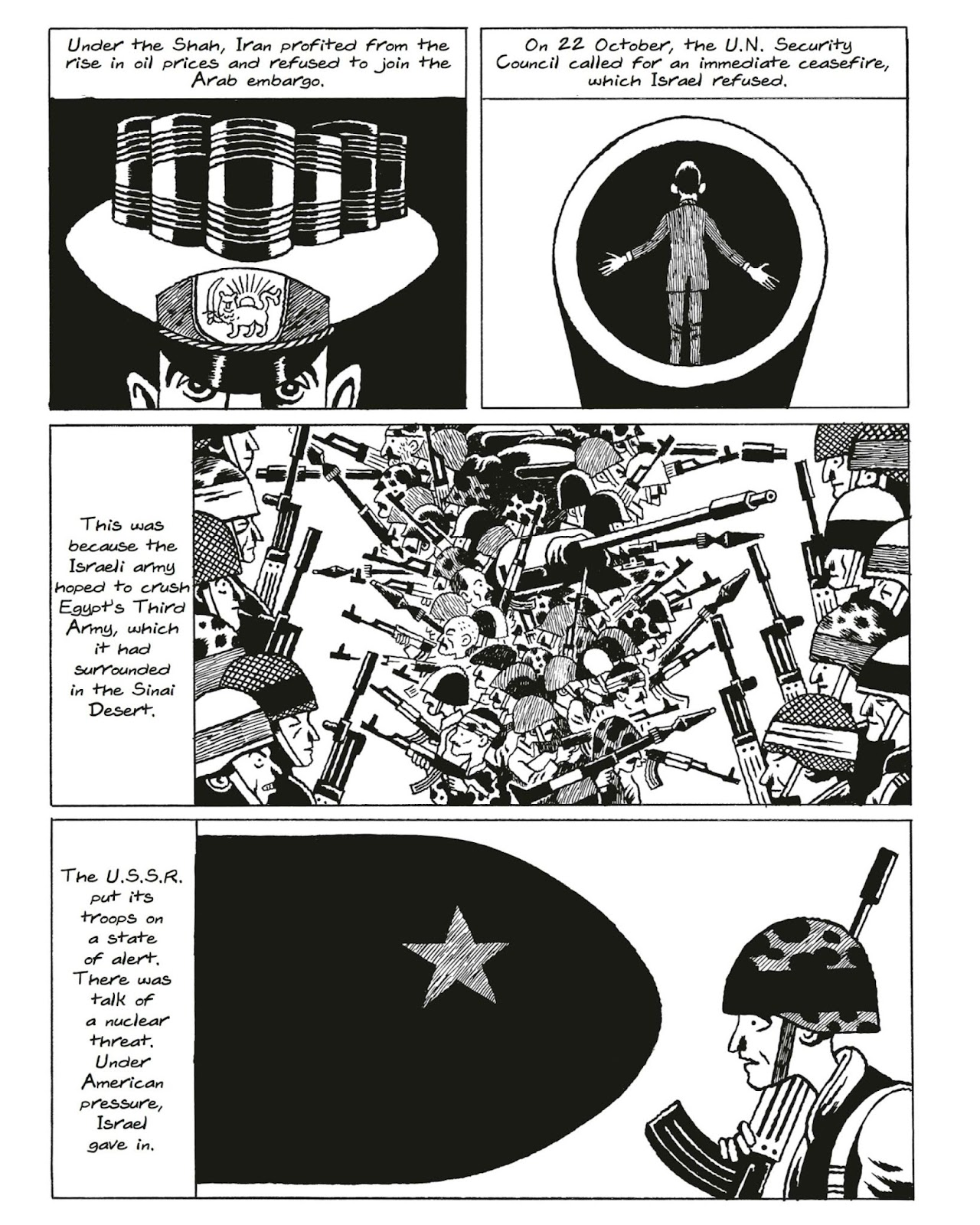 Best of Enemies: A History of US and Middle East Relations issue TPB_2 - Page 50