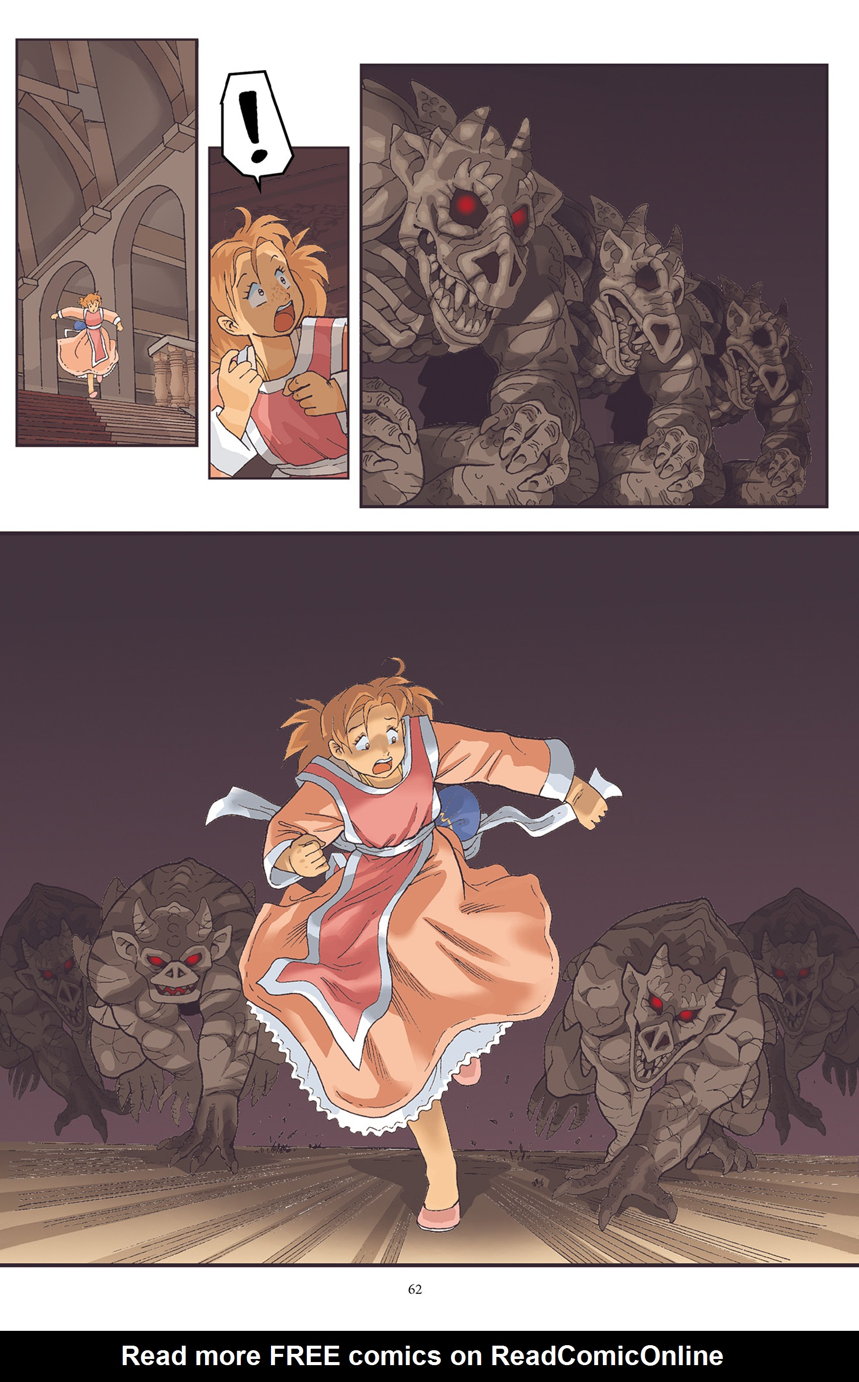 Read online Courageous Princess comic -  Issue # TPB 1 - 63
