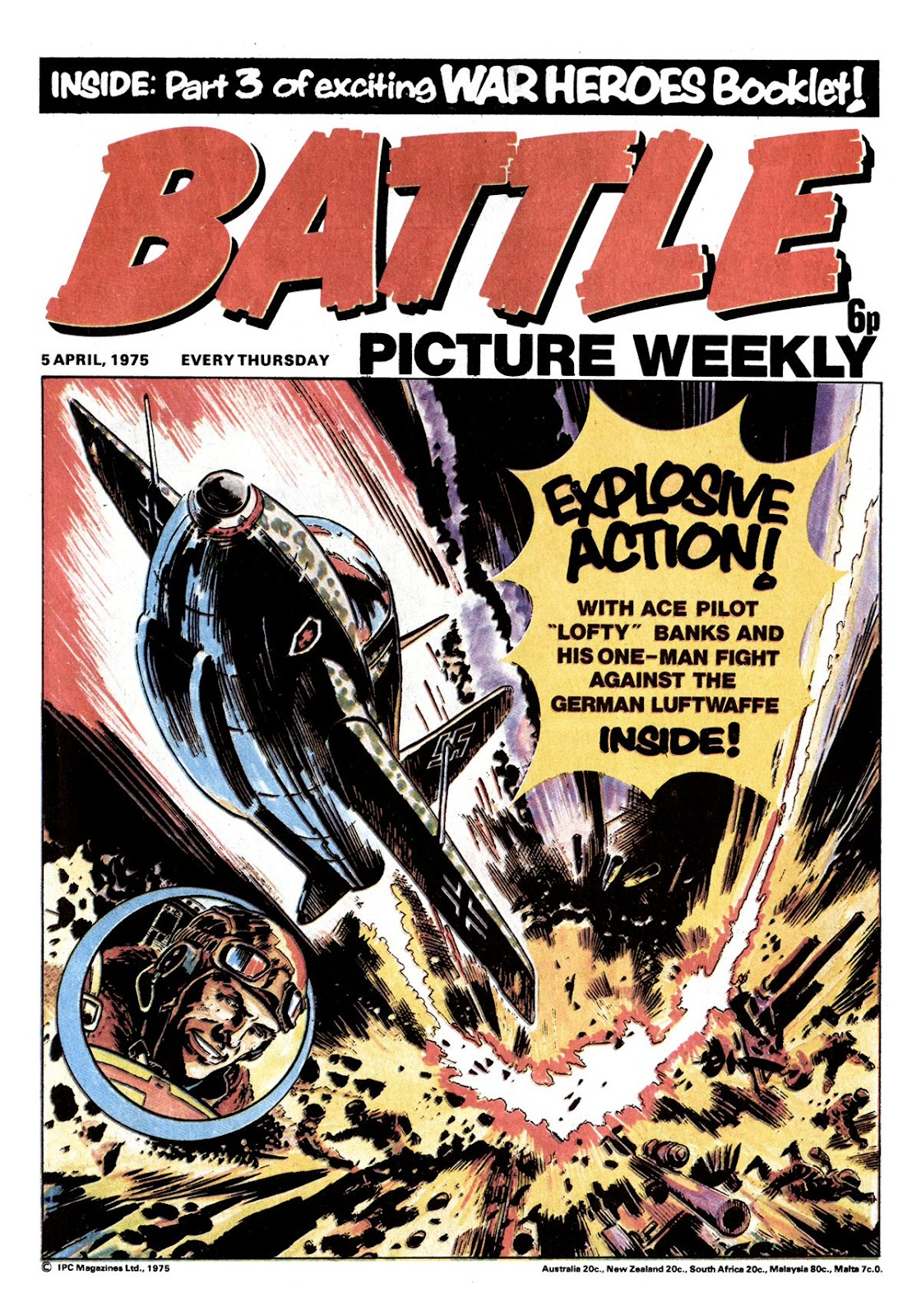Battle Picture Weekly 5 Page 1