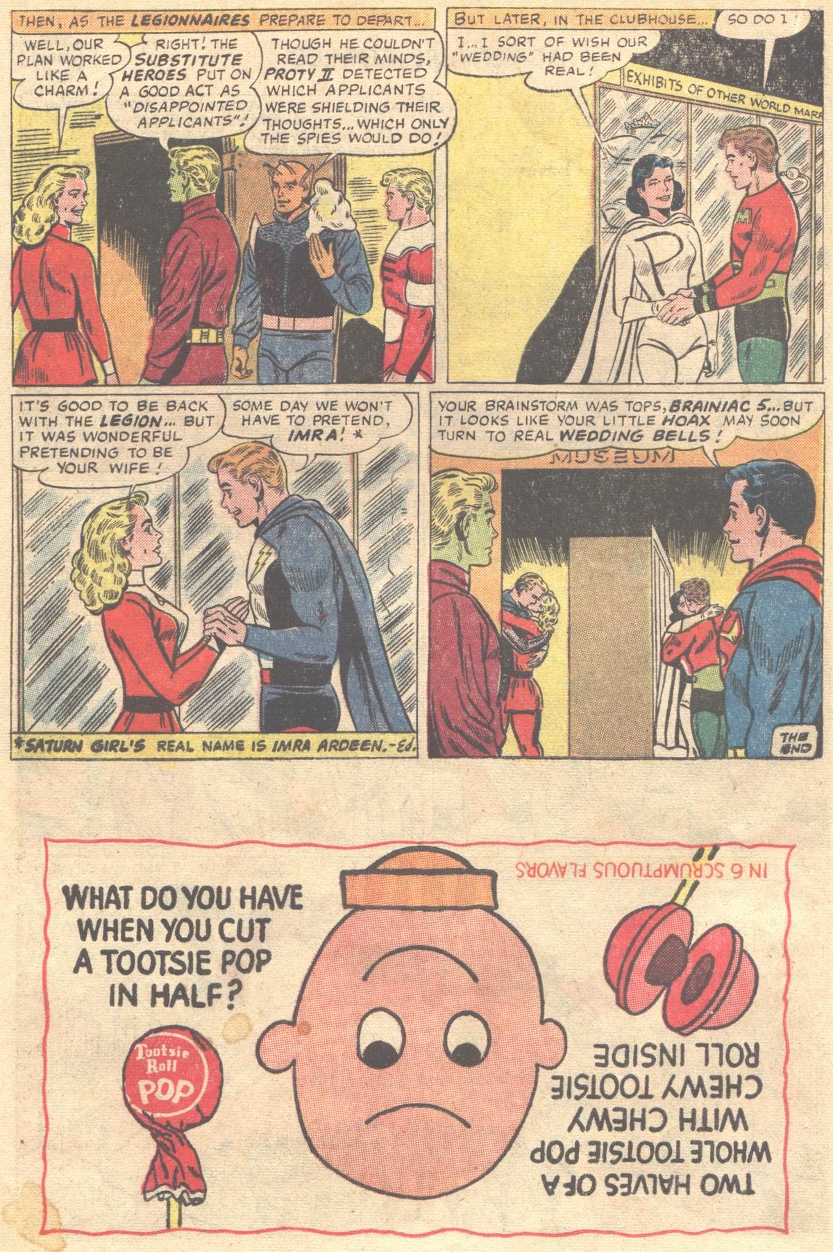 Read online Adventure Comics (1938) comic -  Issue #337 - 20