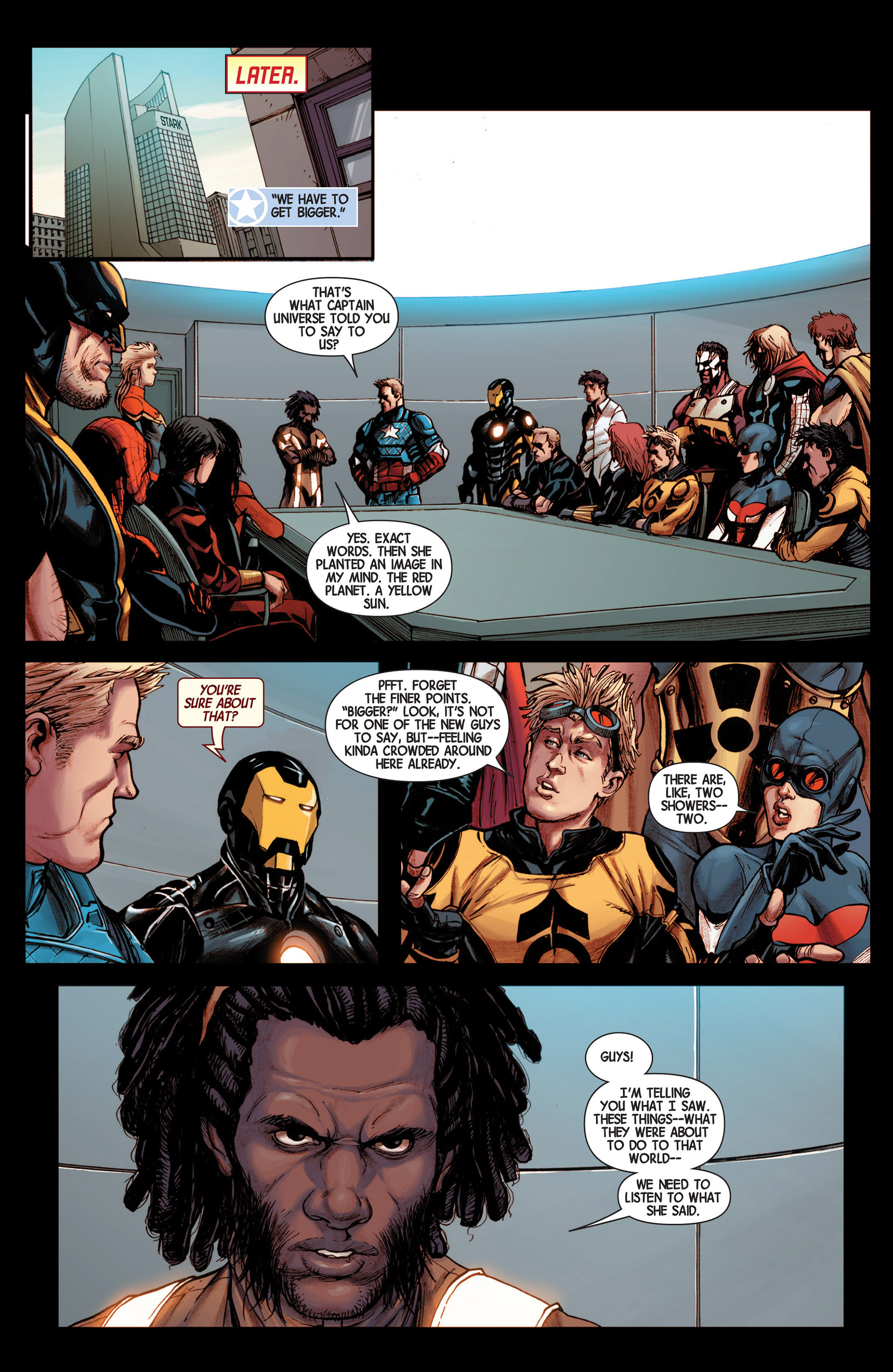 Read online Avengers (2013) comic -  Issue #17 - 14
