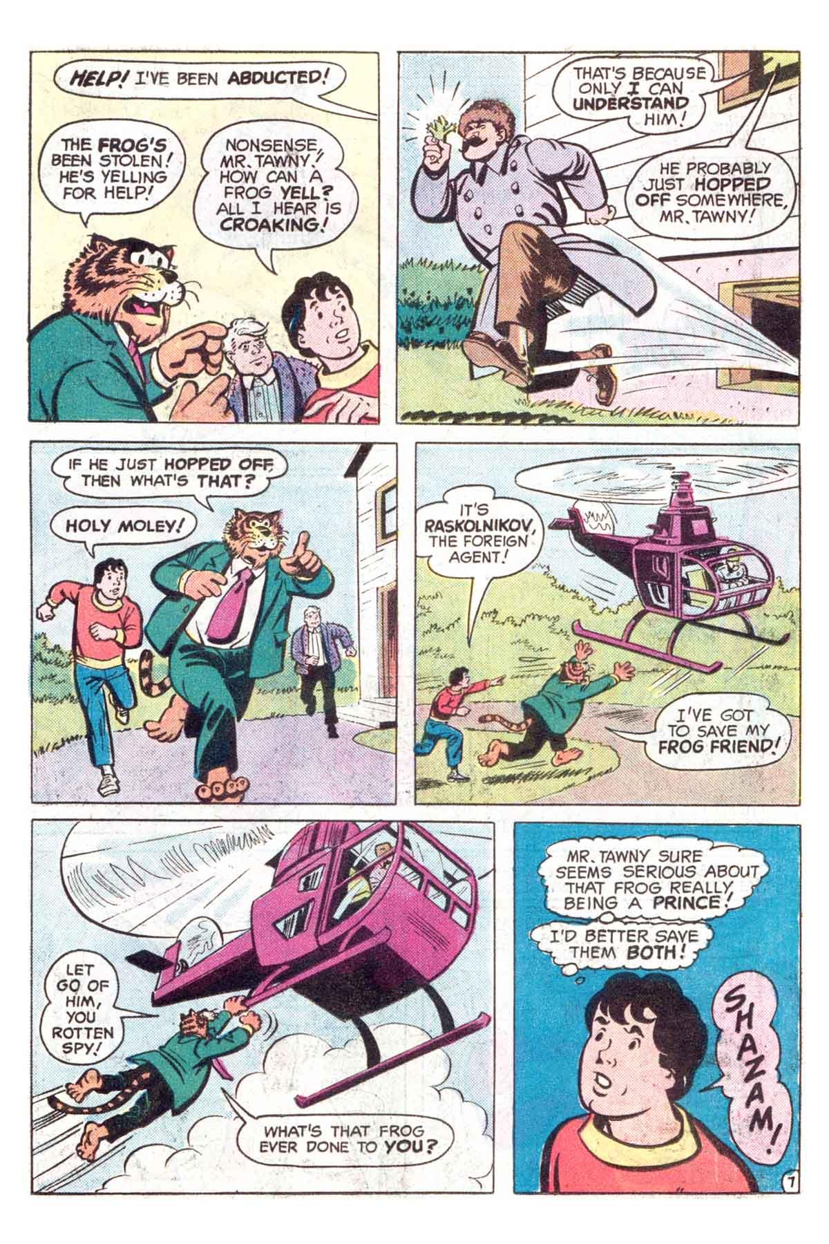 Read online Shazam! (1973) comic -  Issue #18 - 8