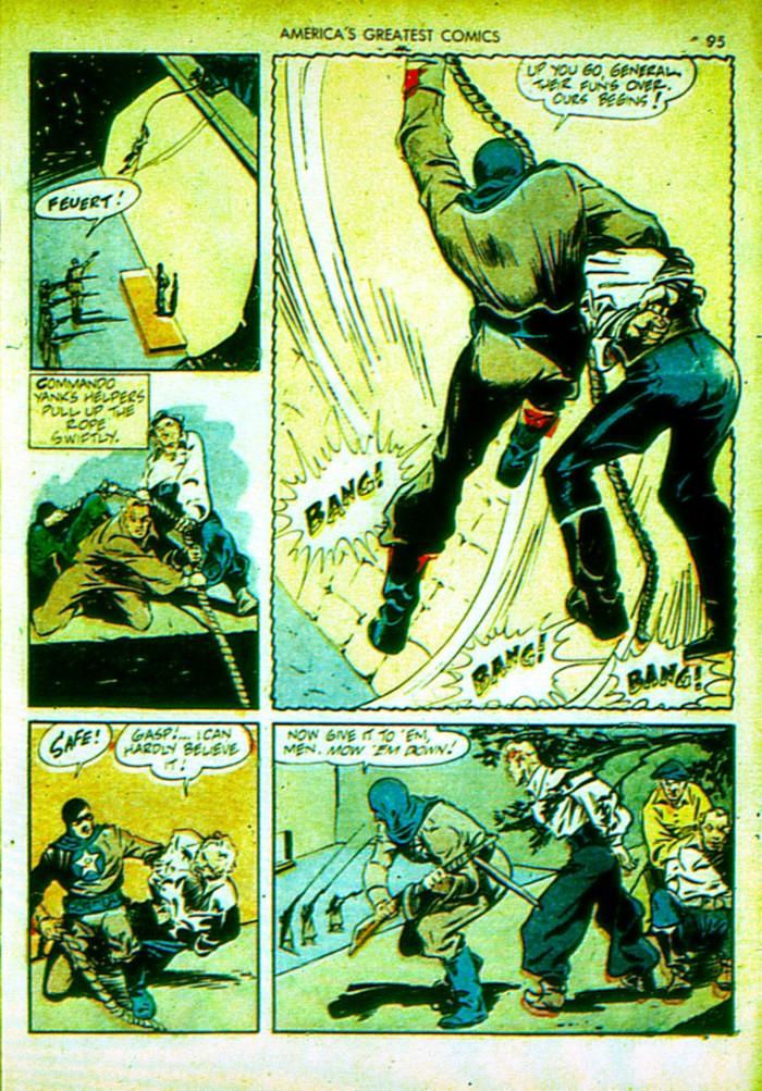 Read online America's Greatest Comics comic -  Issue #4 - 96