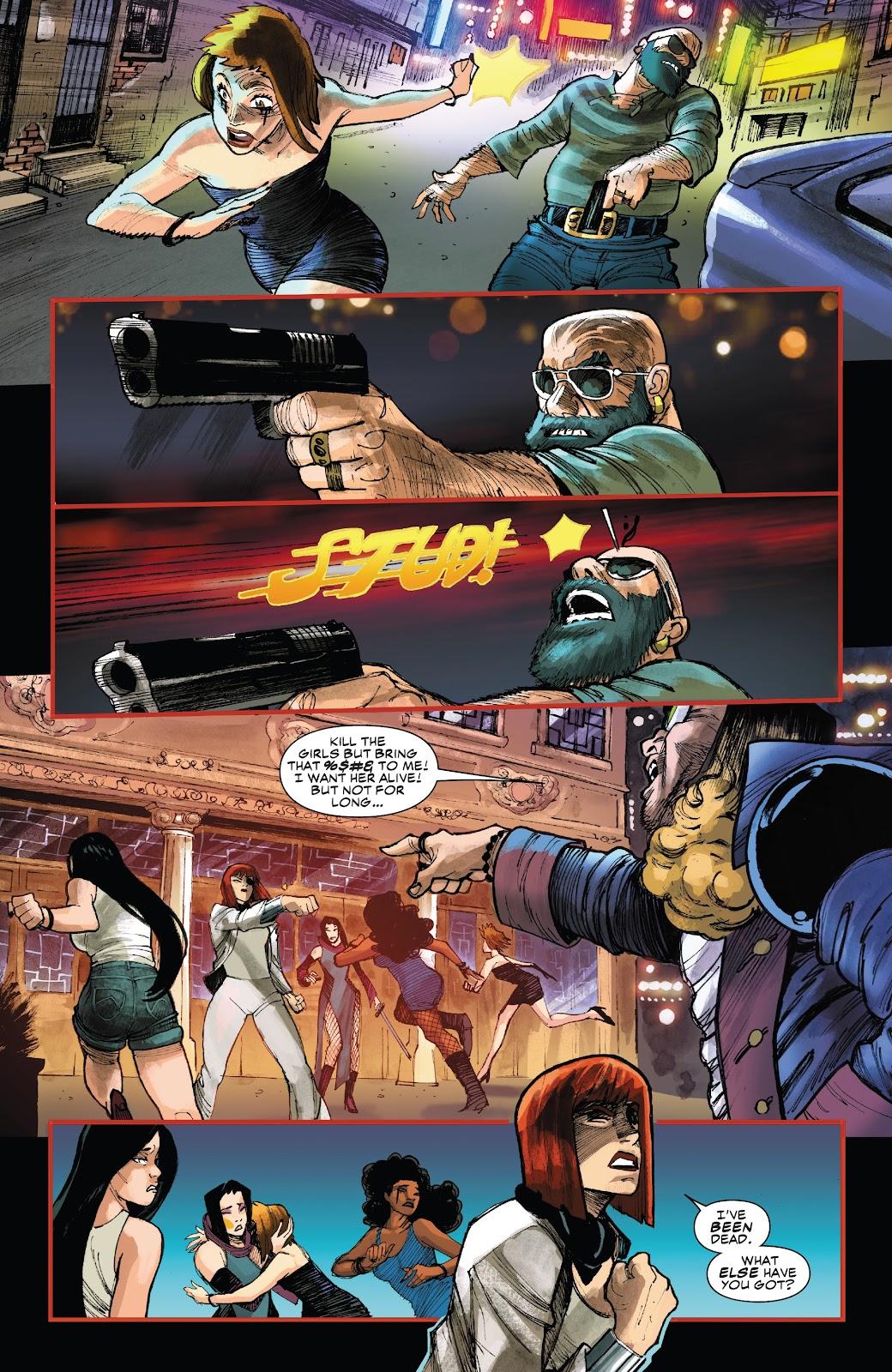 Read online Black Widow (2019) comic -  Issue #2 - 4