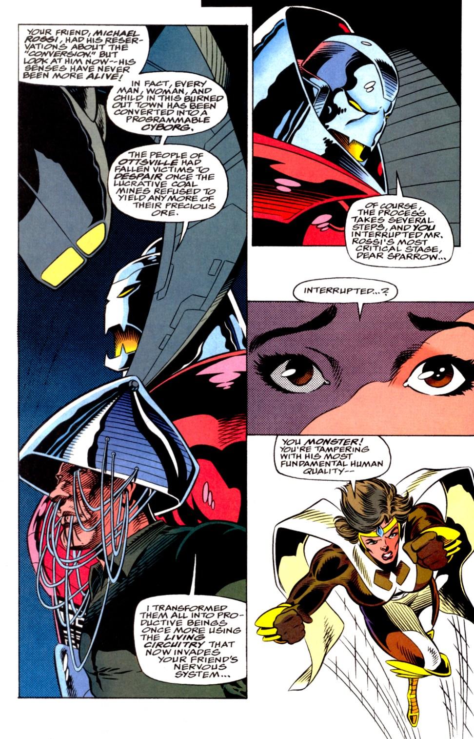 Read online Blackwulf comic -  Issue #4 - 18