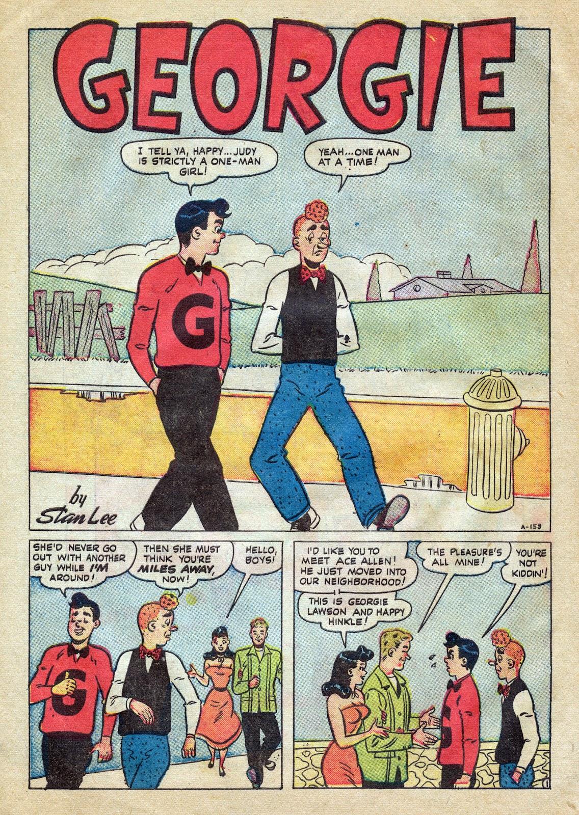 Georgie Comics (1949) issue 39 - Page 10