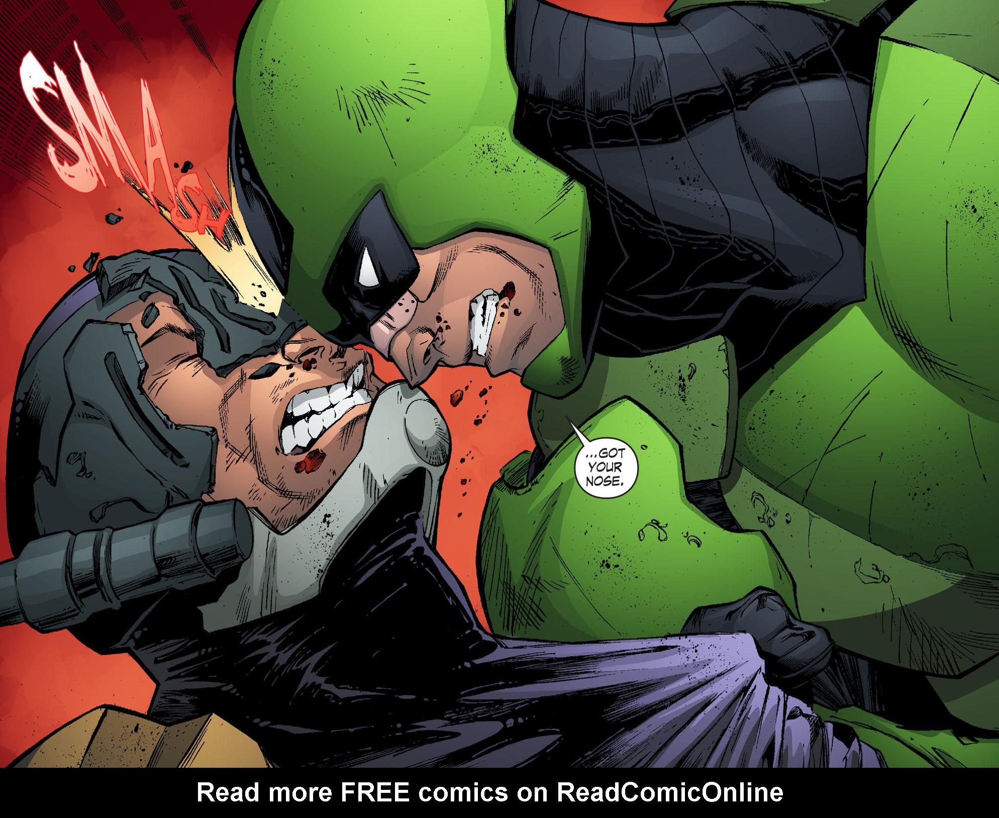 Read online Smallville: Lantern [I] comic -  Issue #11 - 9
