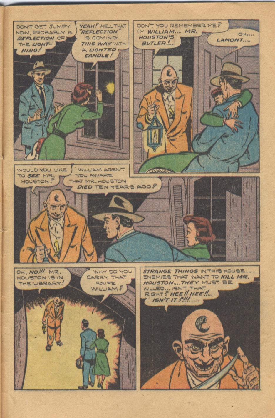 Read online Shadow Comics comic -  Issue #95 - 45