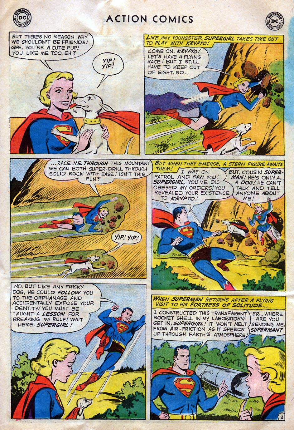 Read online Action Comics (1938) comic -  Issue #258 - 27