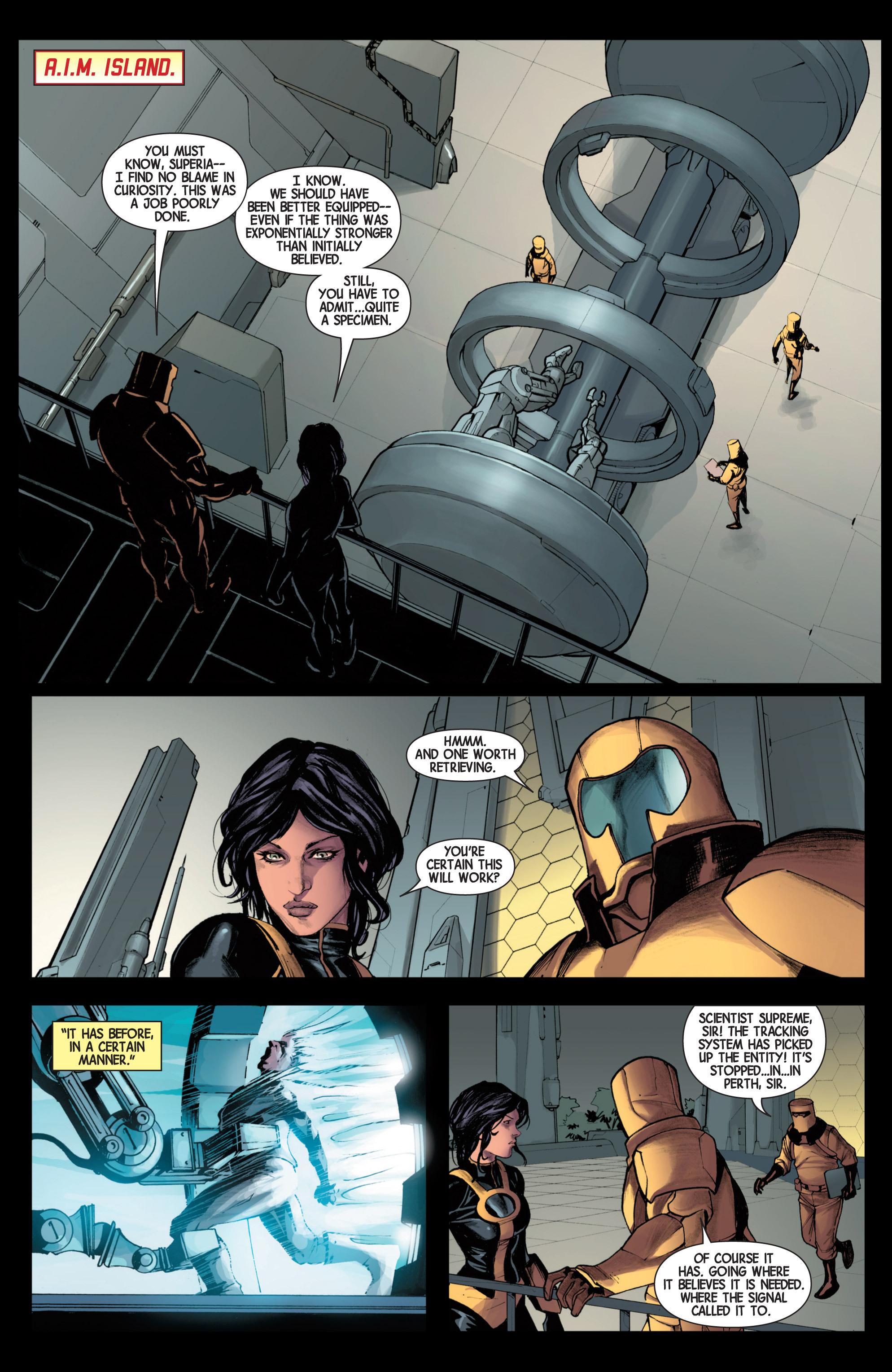 Read online Avengers (2013) comic -  Issue #Avengers (2013) _TPB 3 - 122