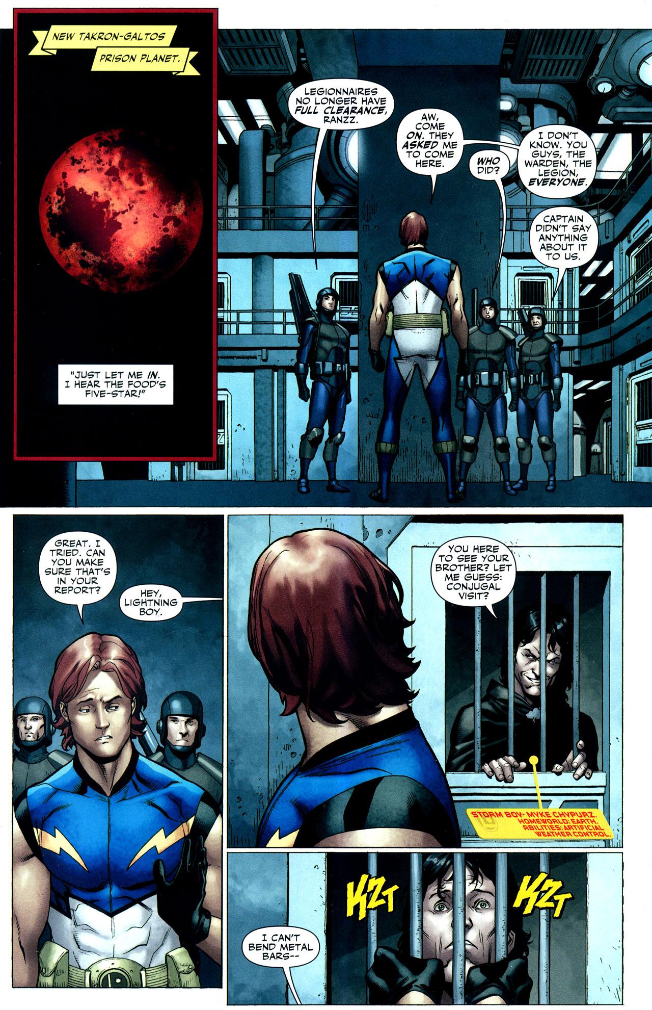 Read online Adventure Comics (2009) comic -  Issue #2 - 24