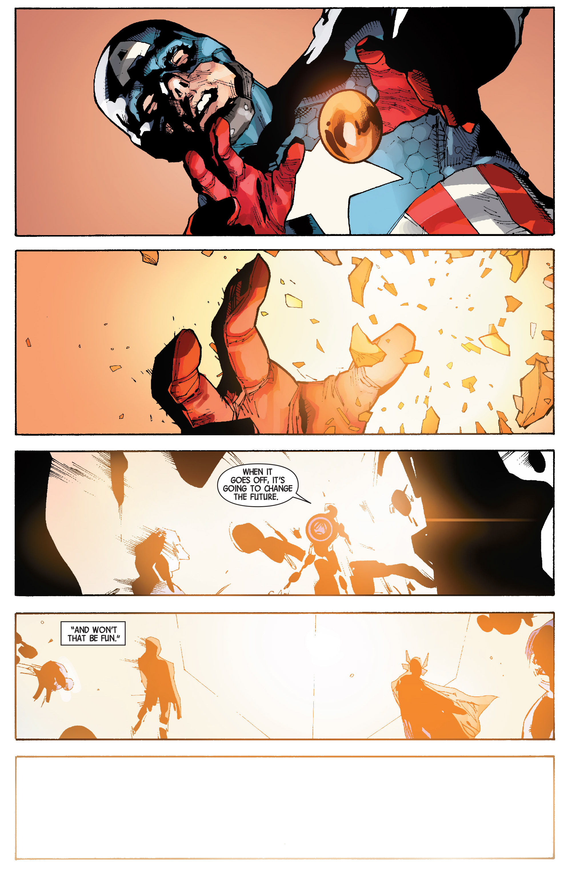 Read online Avengers (2013) comic -  Issue #31 - 20