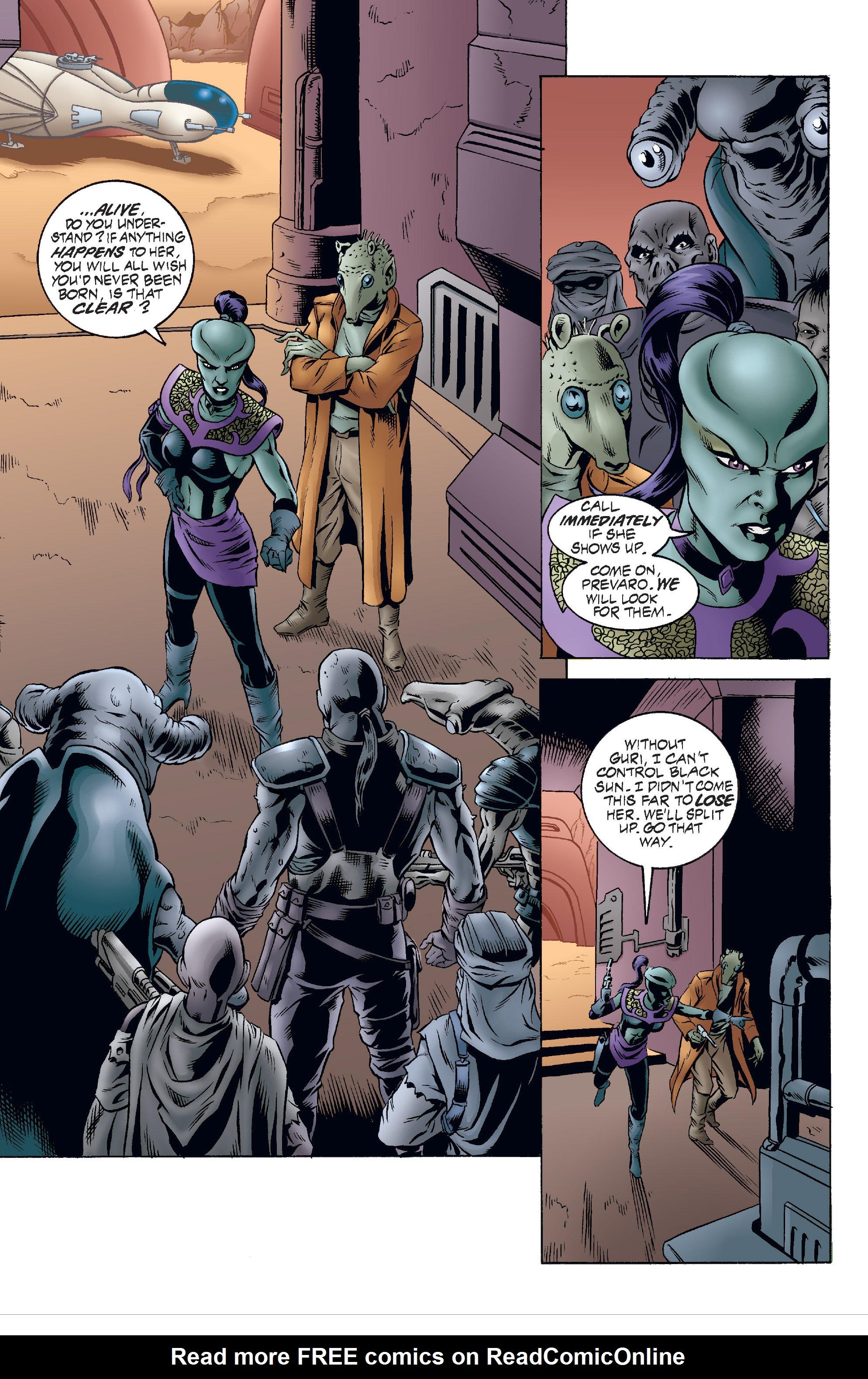 Read online Star Wars Omnibus comic -  Issue # Vol. 11 - 399