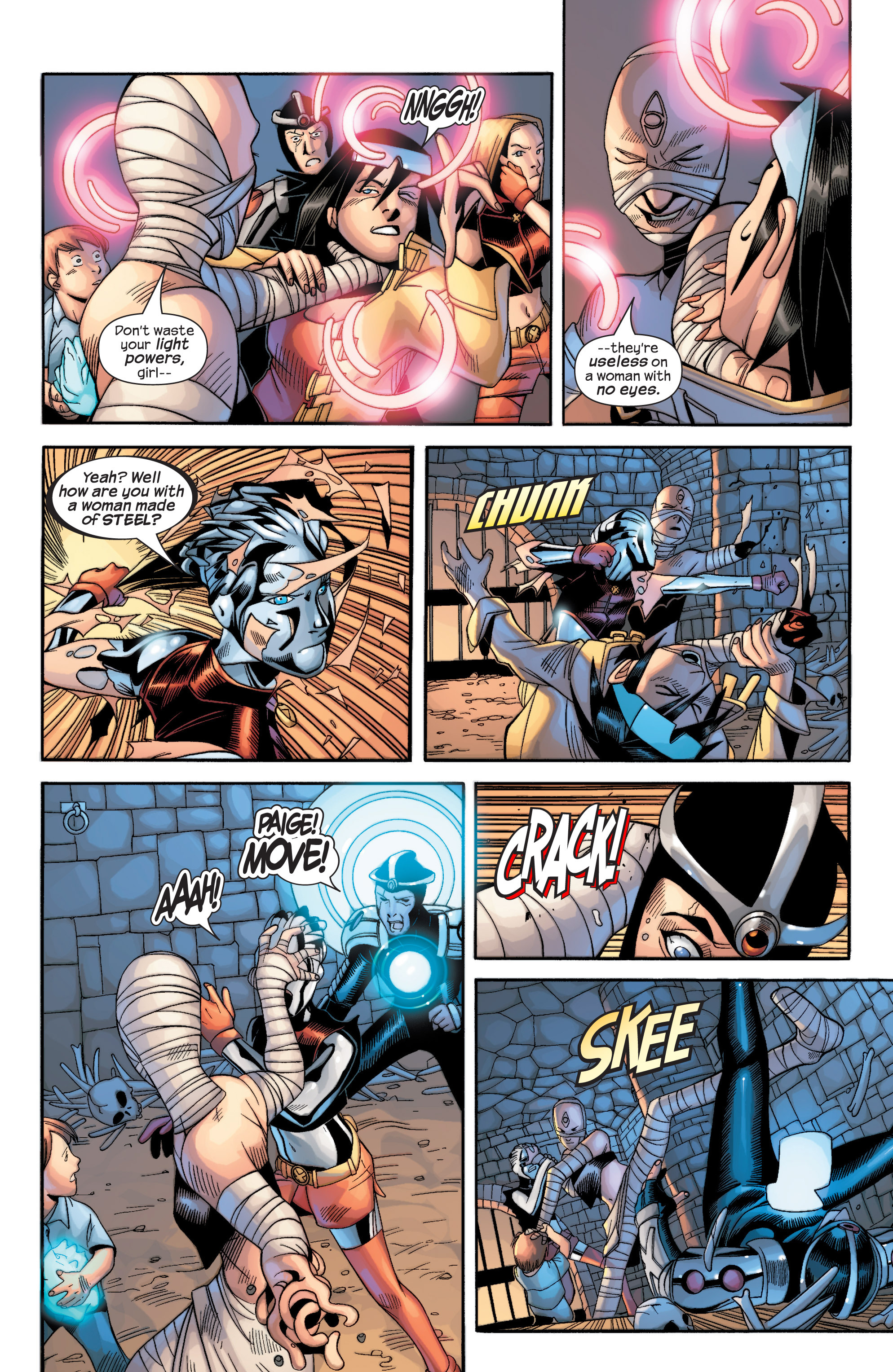 Read online Uncanny X-Men (1963) comic -  Issue #434 - 14