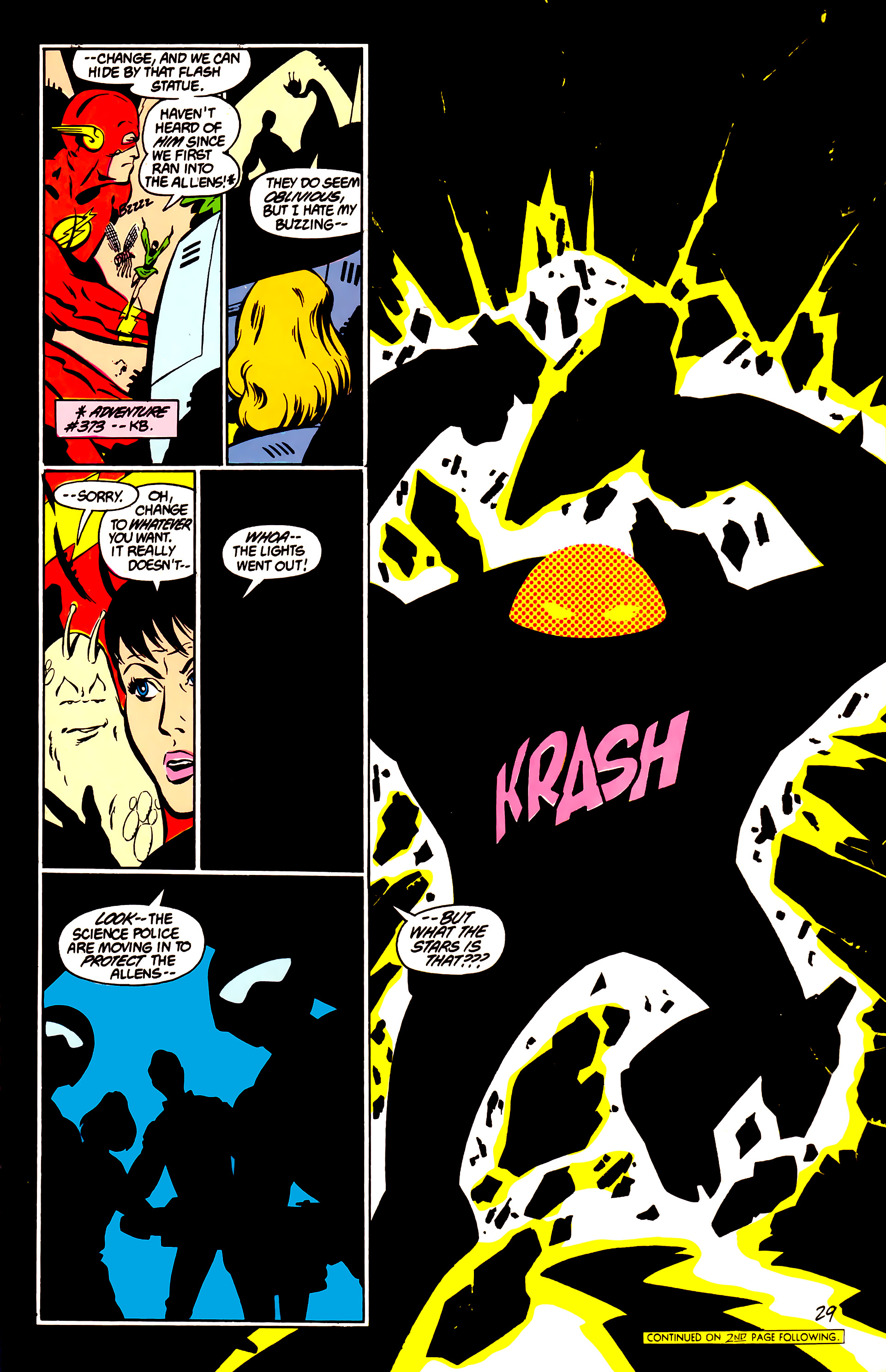 Legion of Super-Heroes (1984) _Annual_1 Page 30