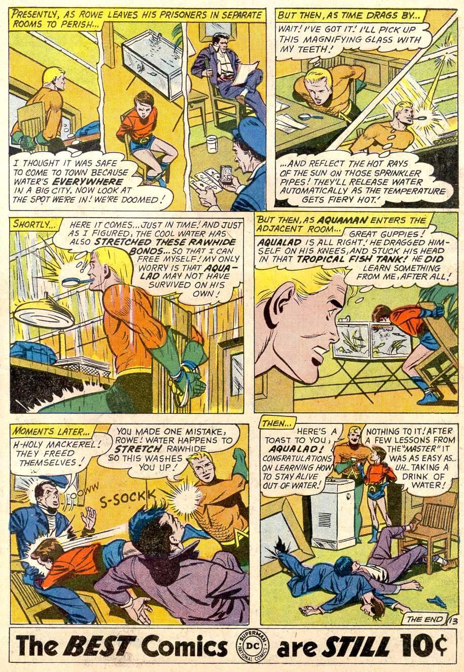 Read online Adventure Comics (1938) comic -  Issue #282 - 31