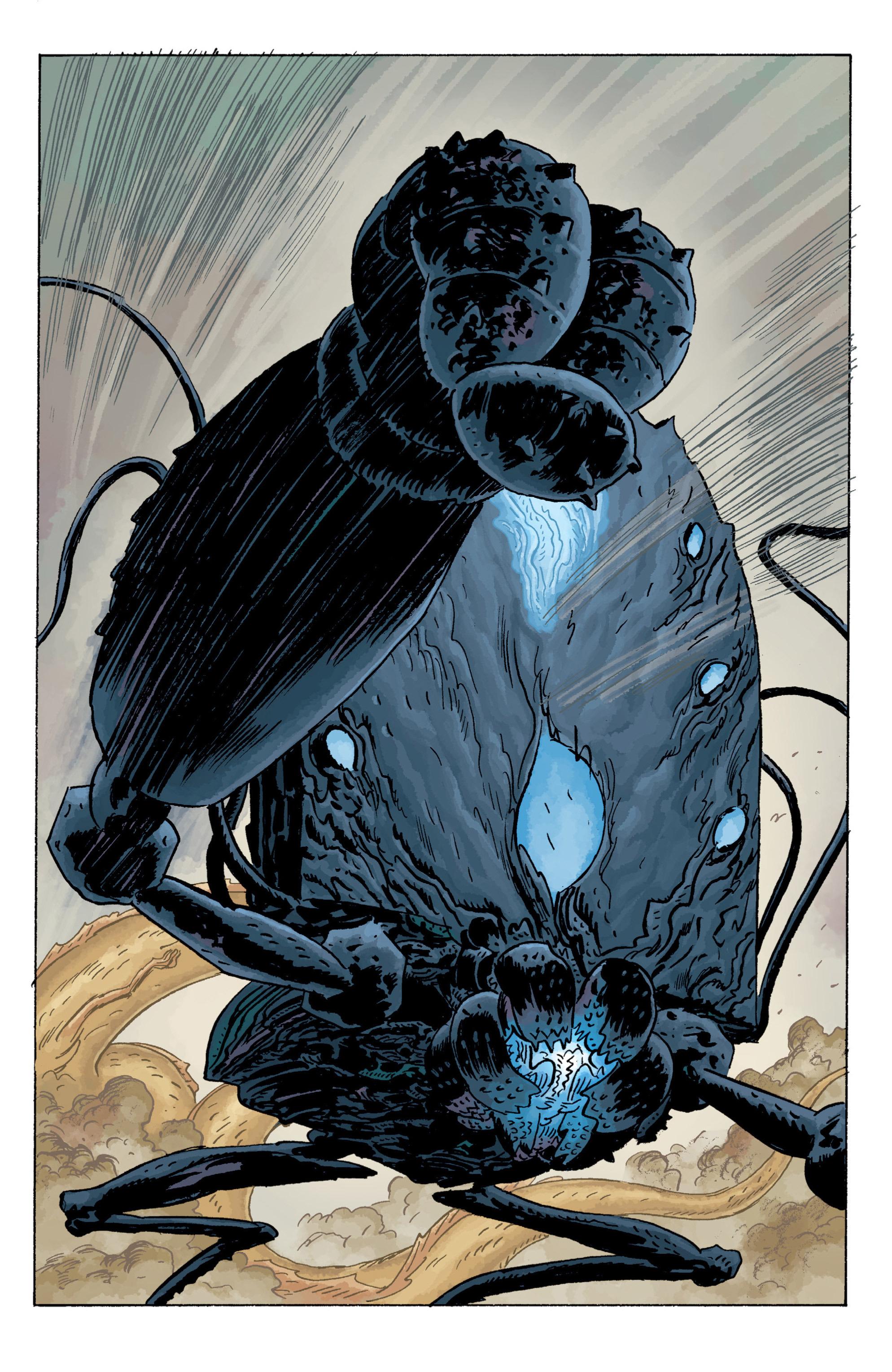 Read online B.P.R.D. (2003) comic -  Issue # TPB 11 - 93