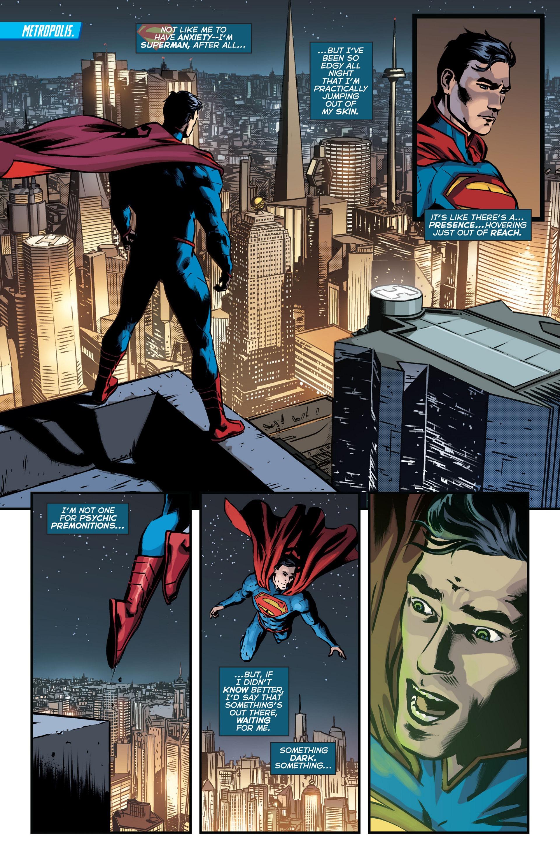 Read online Trinity of Sin: The Phantom Stranger comic -  Issue #18 - 2