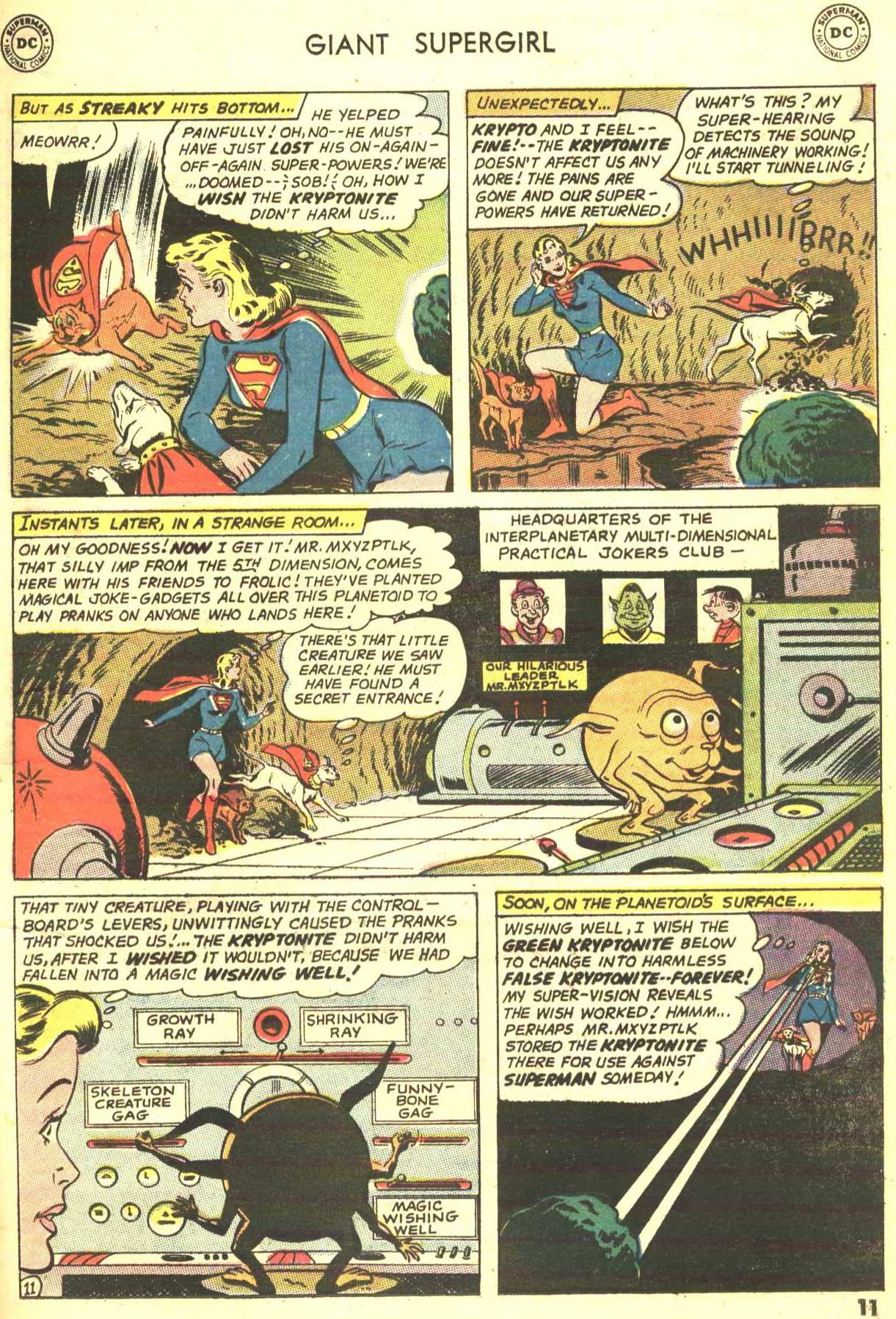 Read online Action Comics (1938) comic -  Issue #373 - 12