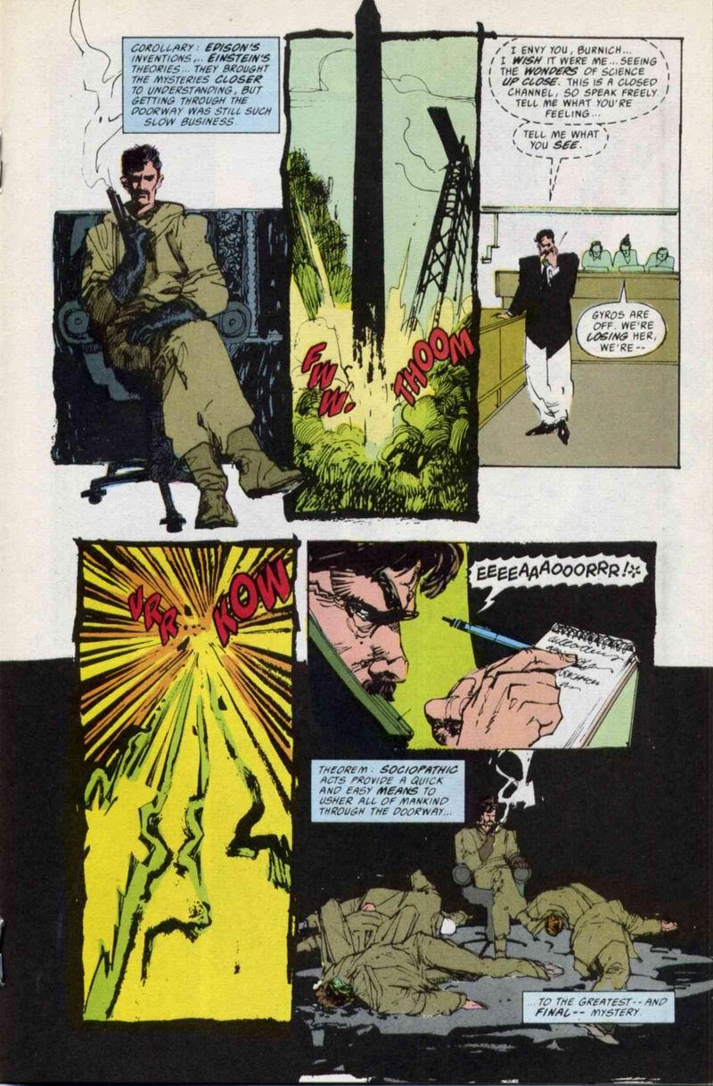 Read online Doctor Zero comic -  Issue #3 - 19