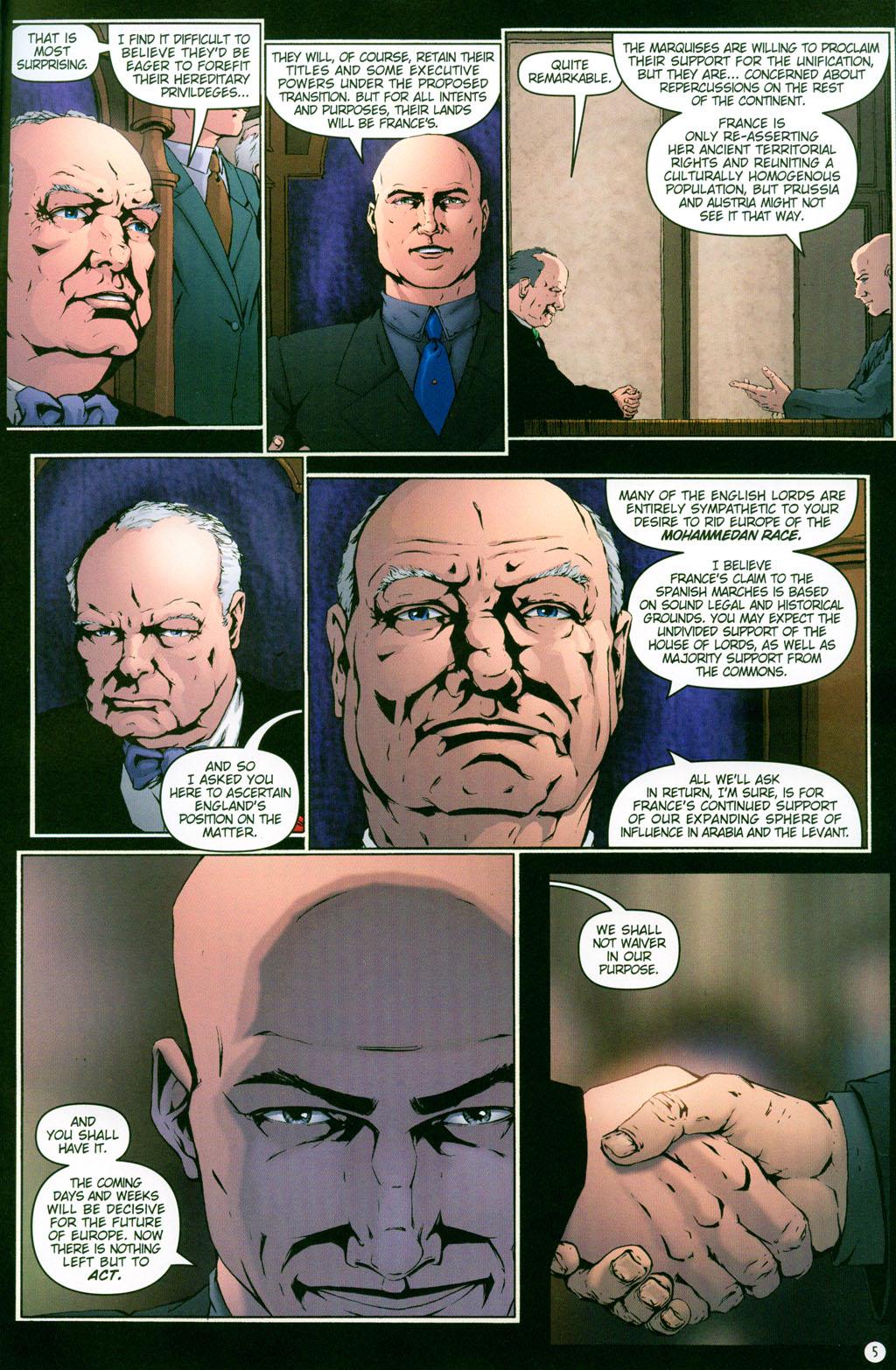 Read online Rex Mundi comic -  Issue #12 - 9