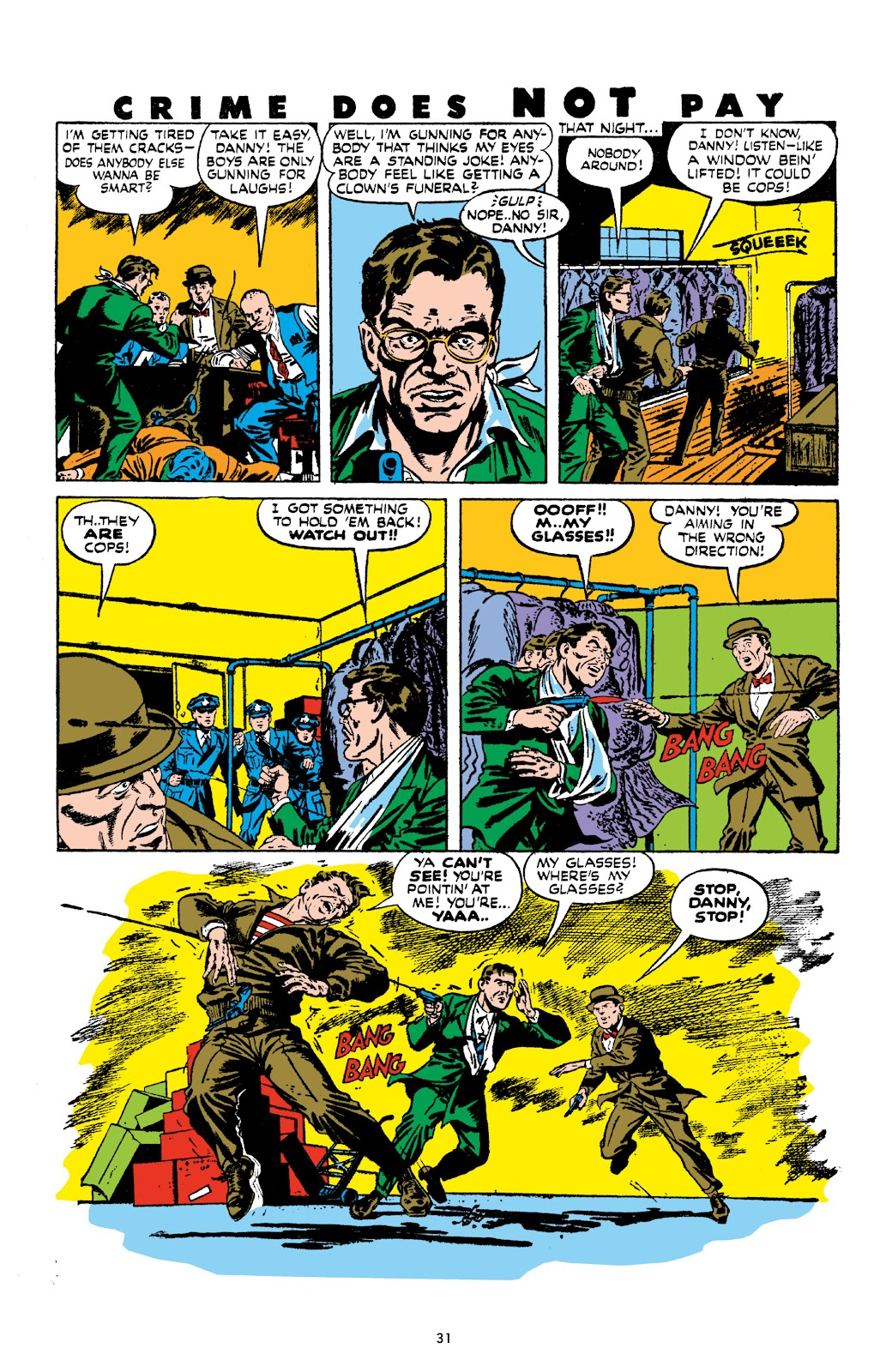 Read online Crime Does Not Pay Archives comic -  Issue # TPB 8 (Part 1) - 33